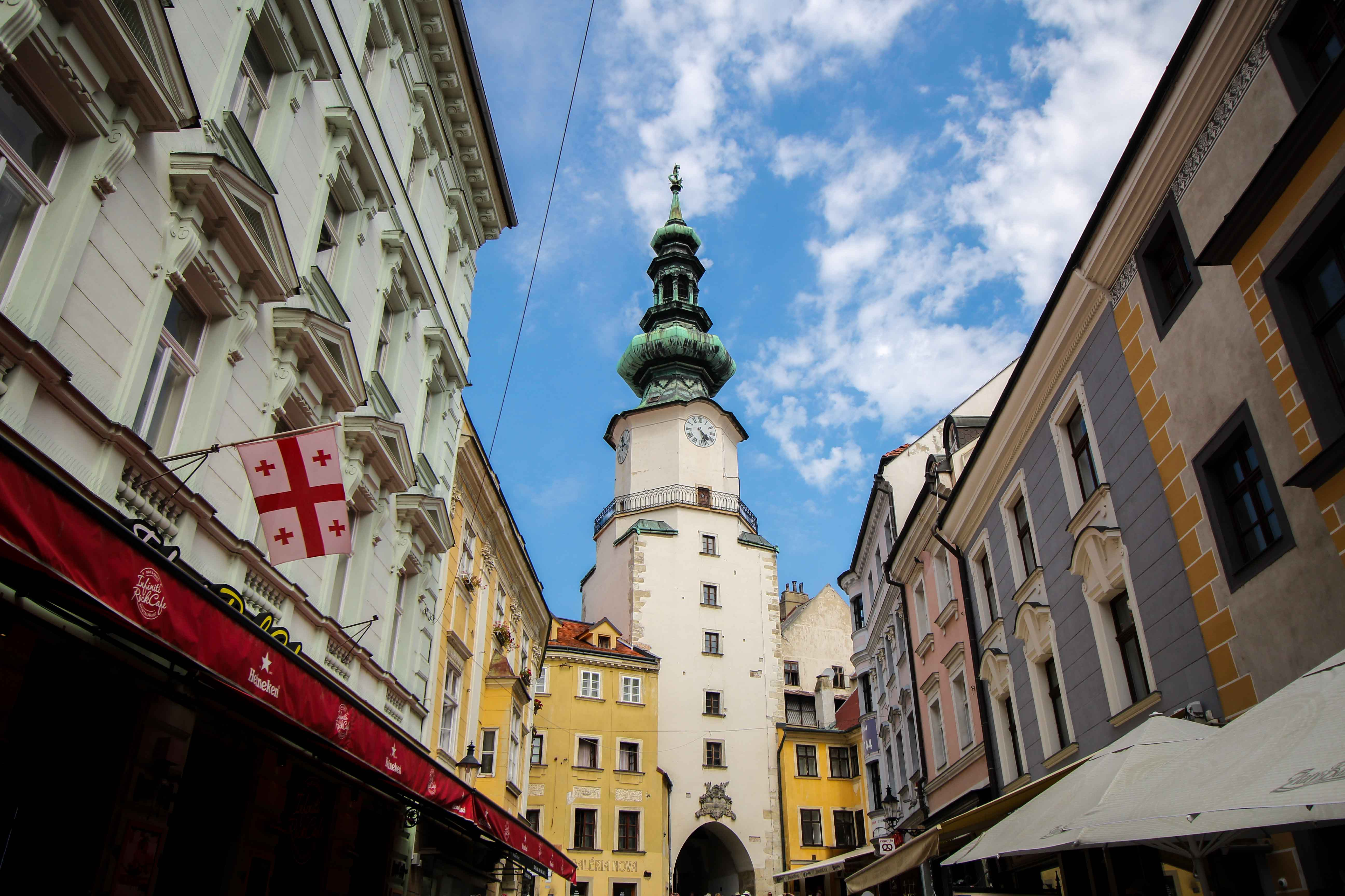 Bratislava Insider Tipps Sehenswürdigkeiten Bratislava Innenstadt Donaukreuzfahrt Arosa
