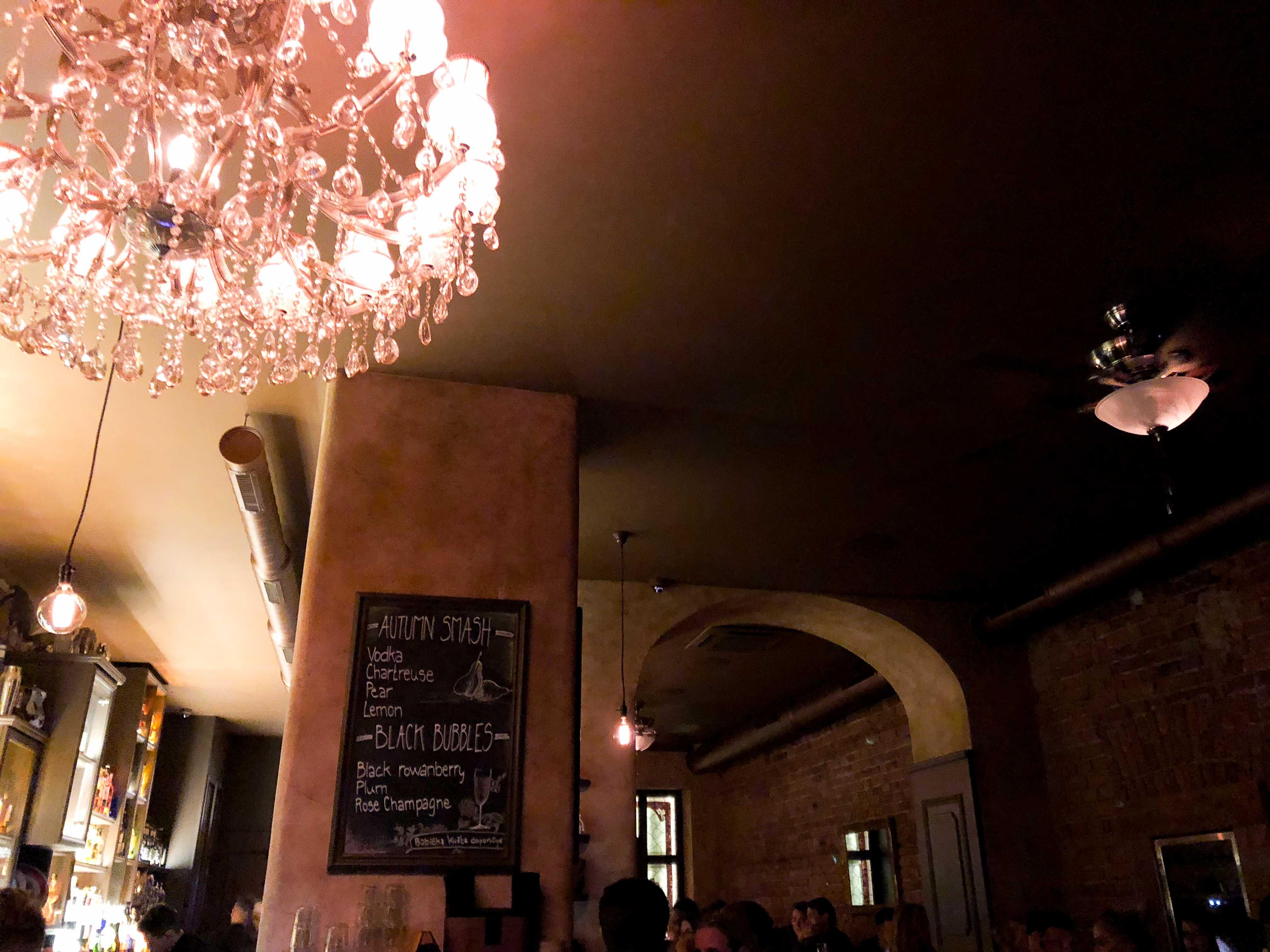 L'Fleur Bar Insider Tipps Prag Tipps besten Bars ausgehen Restaurant Reiseblog Cocktails