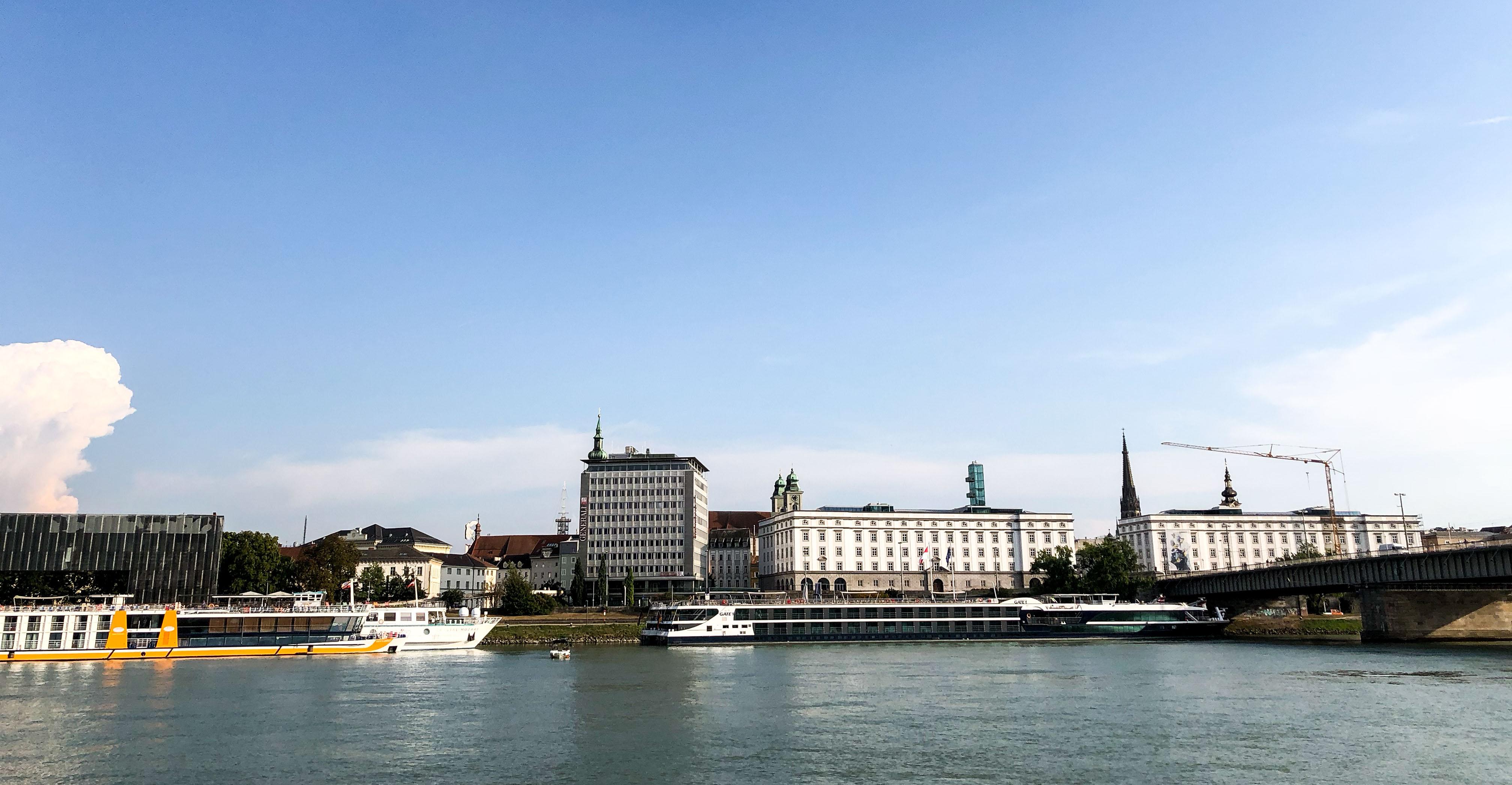 Linz Österreich Insider Tipps Sehenswürdigkeiten Donaukreuzfahrt Arosa Reiseblog