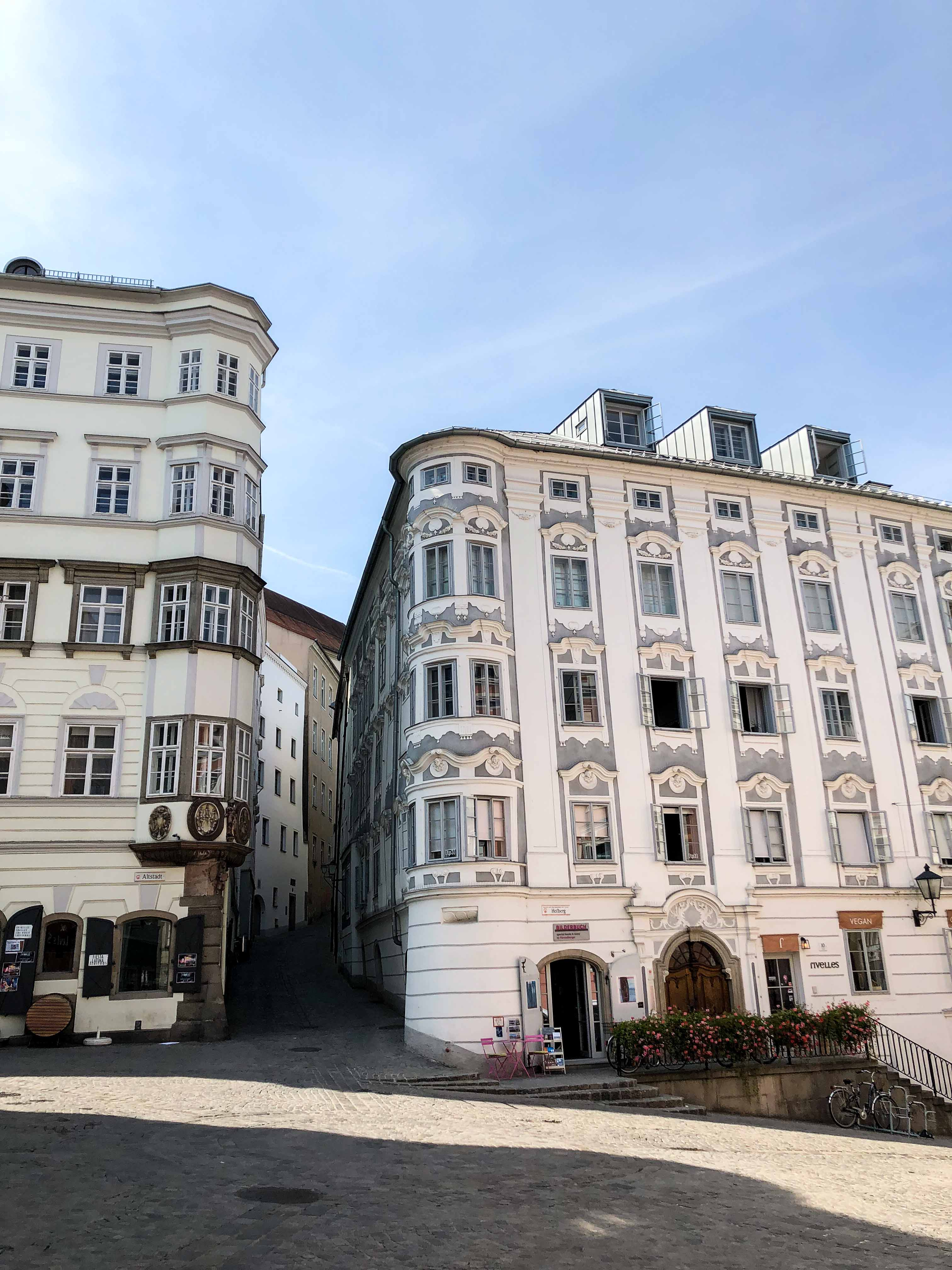 Linz Mozarthaus Österreich Insider Tipps Sehenswürdigkeiten Donaukreuzfahrt Arosa Reiseblog 2