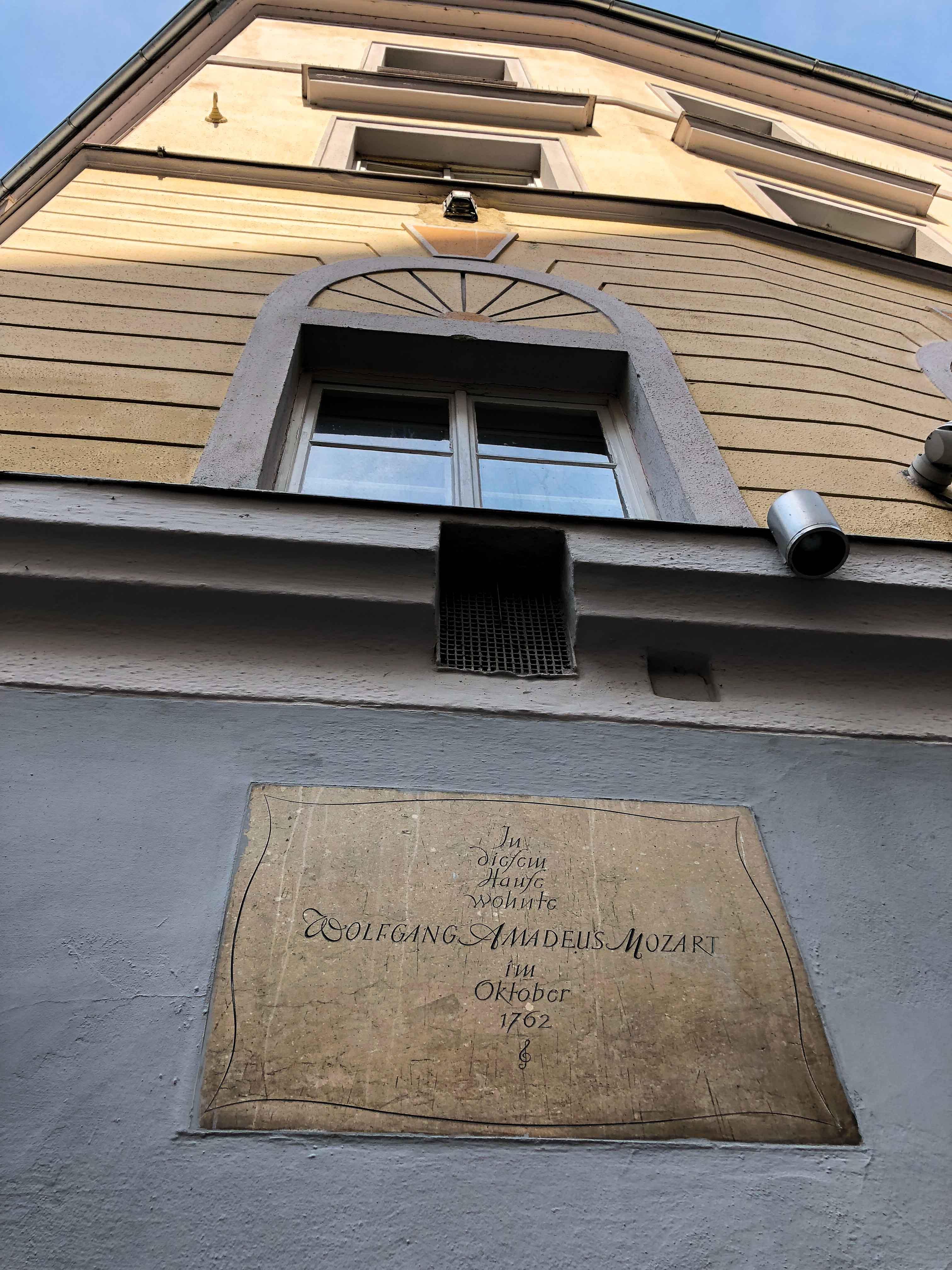 Linz Mozarthaus Österreich Insider Tipps Sehenswürdigkeiten Donaukreuzfahrt Arosa Reiseblog