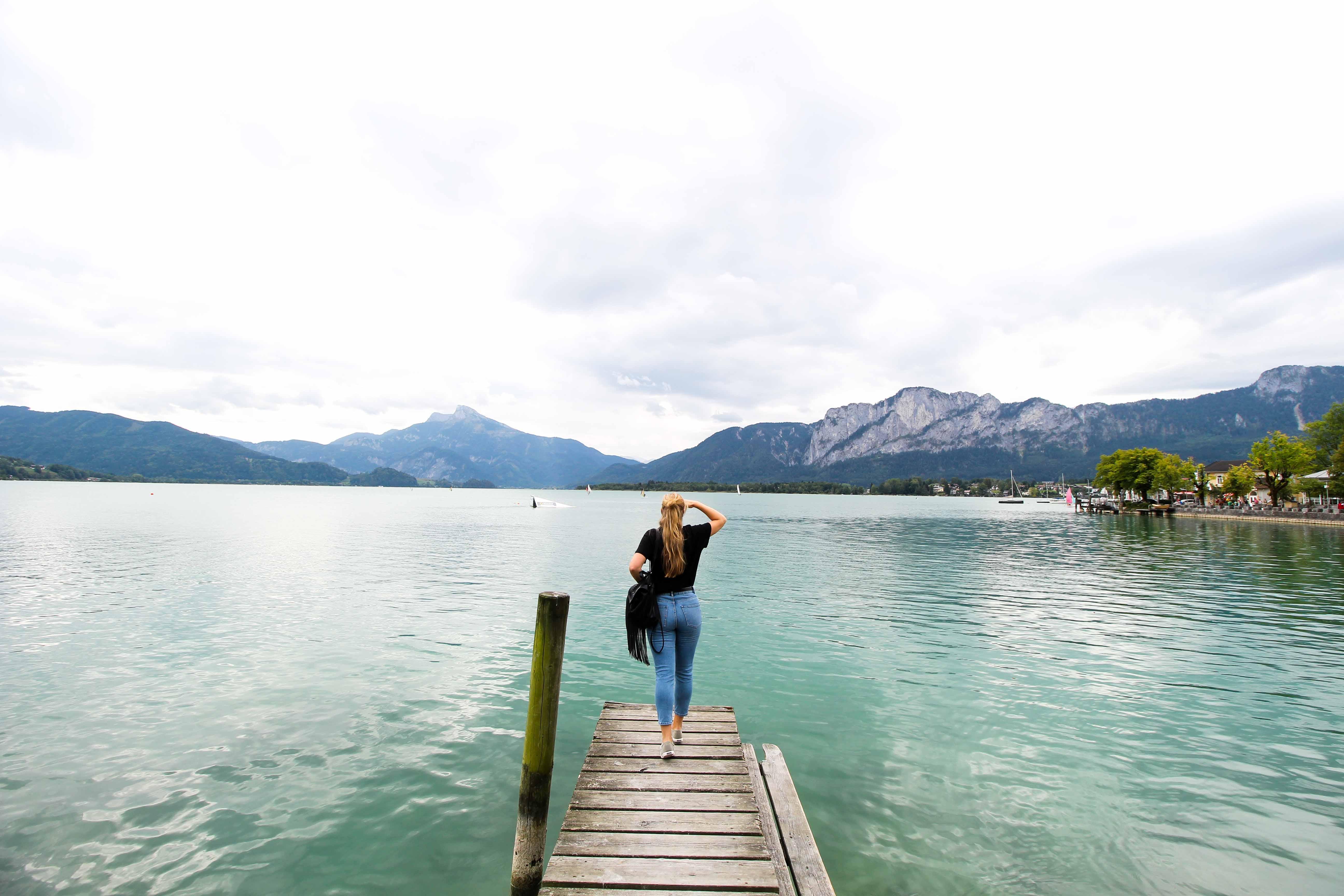 Mondsee Österreich Insider Tipps Sehenswürdigkeiten Donaukreuzfahrt Arosa Reiseblog Brinisfashionbook