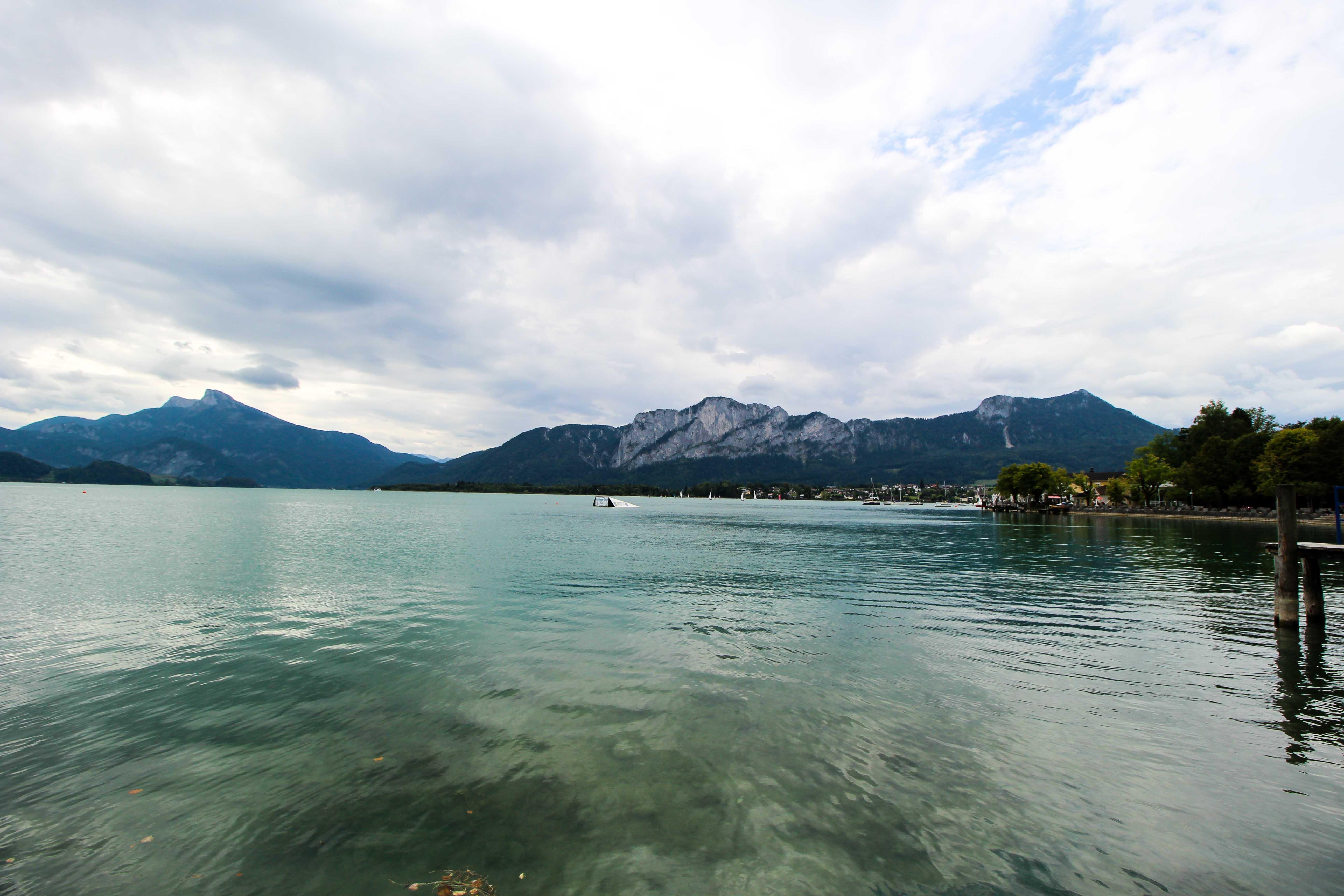 Mondsee Österreich Insider Tipps Sehenswürdigkeiten Donaukreuzfahrt Arosa Reiseblog