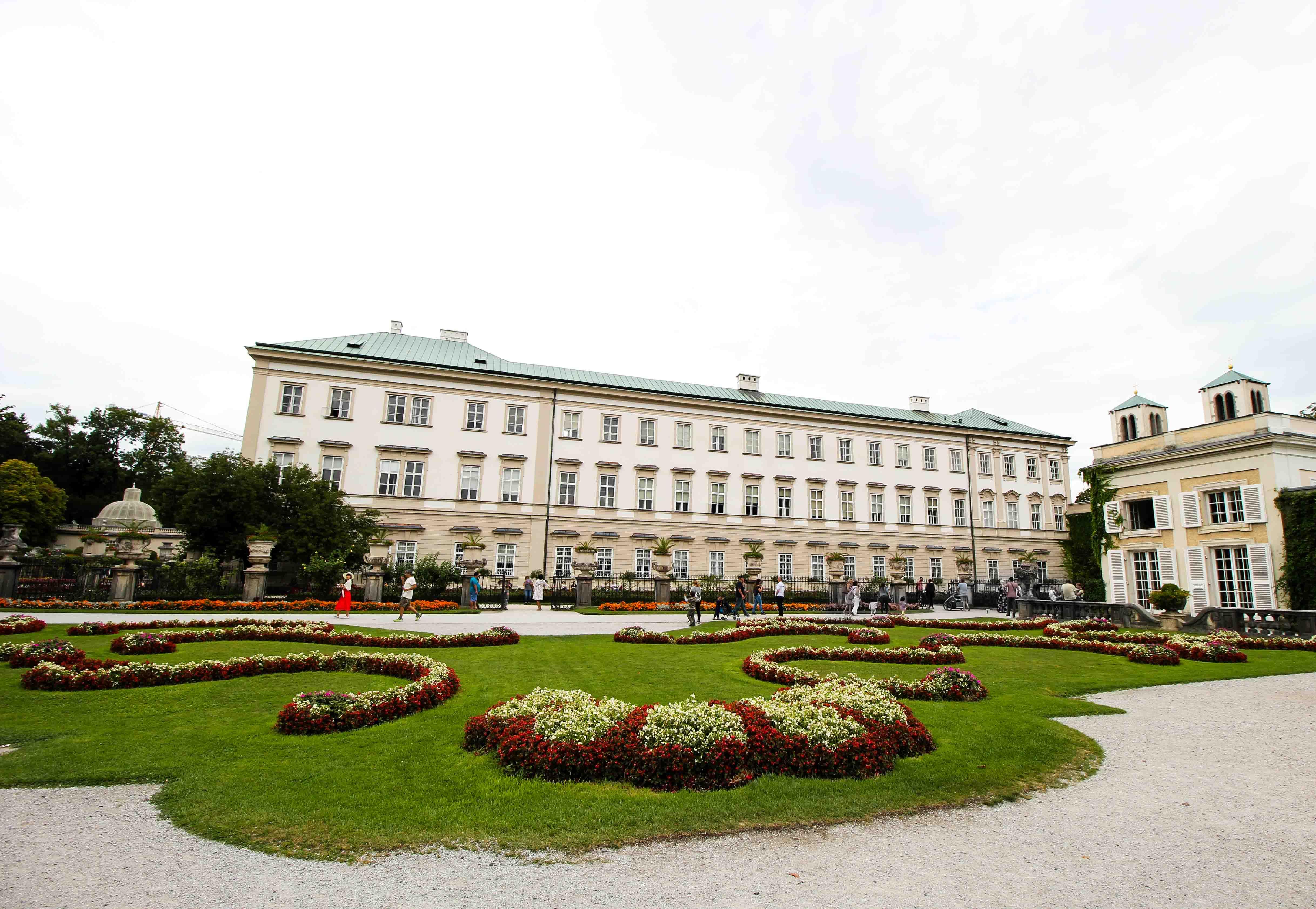 Schloss Mirabell Salzburg Österreich Insider Tipps Sehenswürdigkeiten Donaukreuzfahrt Arosa Reiseblog