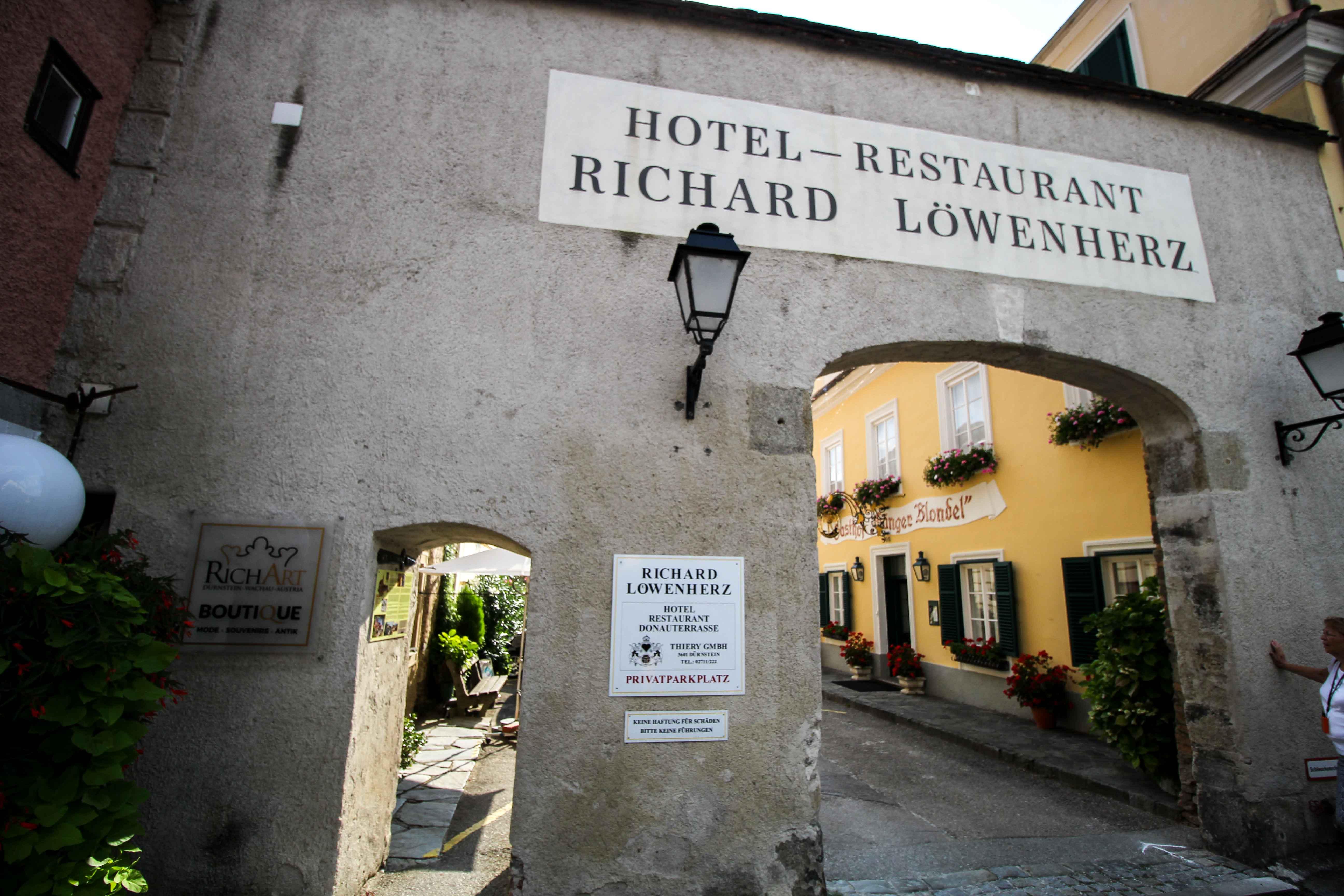Wachau Österreich Dürnstein Weinregion Insider Tipps Sehenswürdigkeiten Hotel Richard Löwenherz Donaukreuzfahrt Arosa