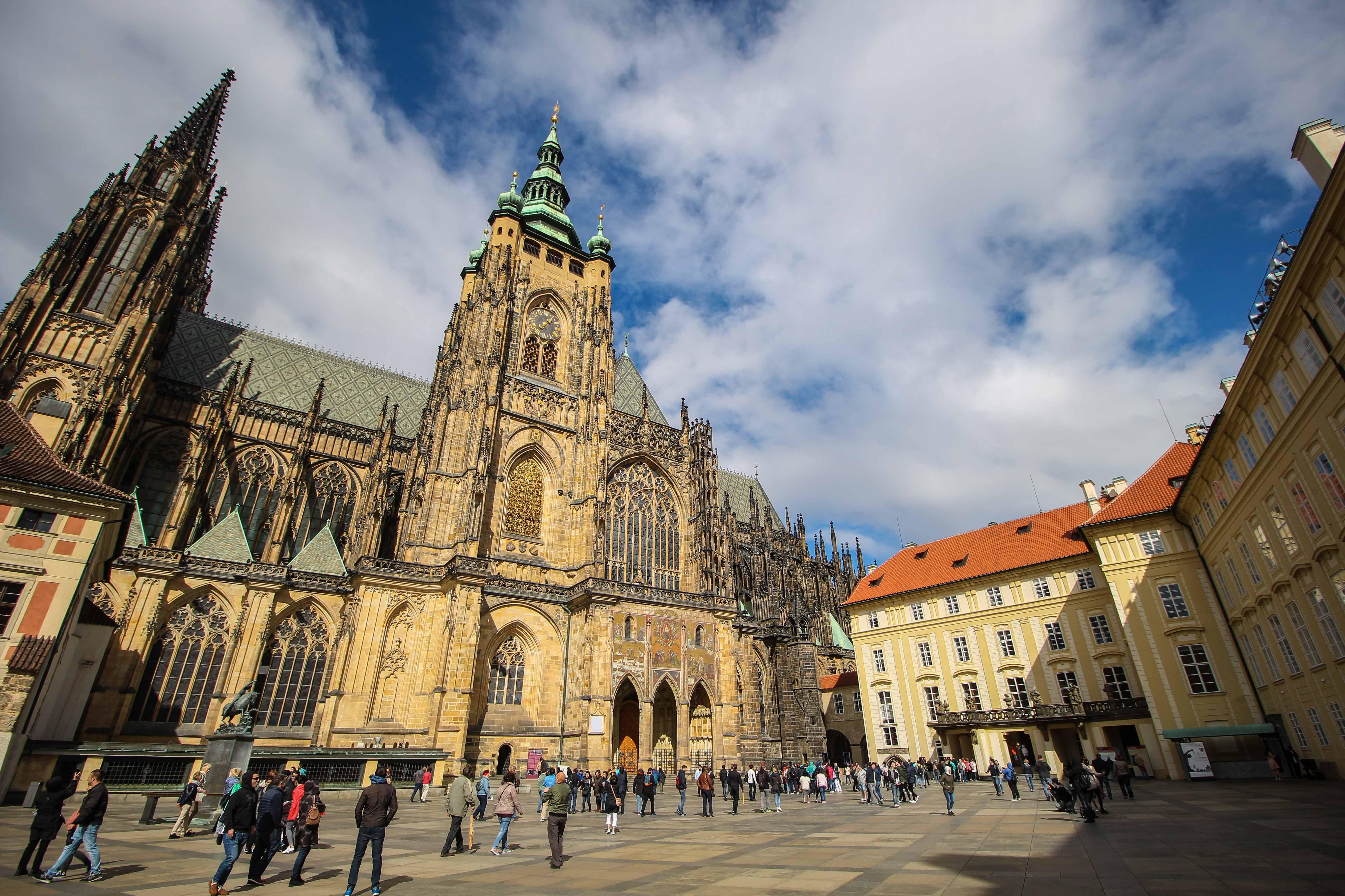 Top 10 Tipps Kurztrip Prag Prager Burg Veitsdom Sehenswürdigkeiten Prag Insidertipps Reiseblog 2