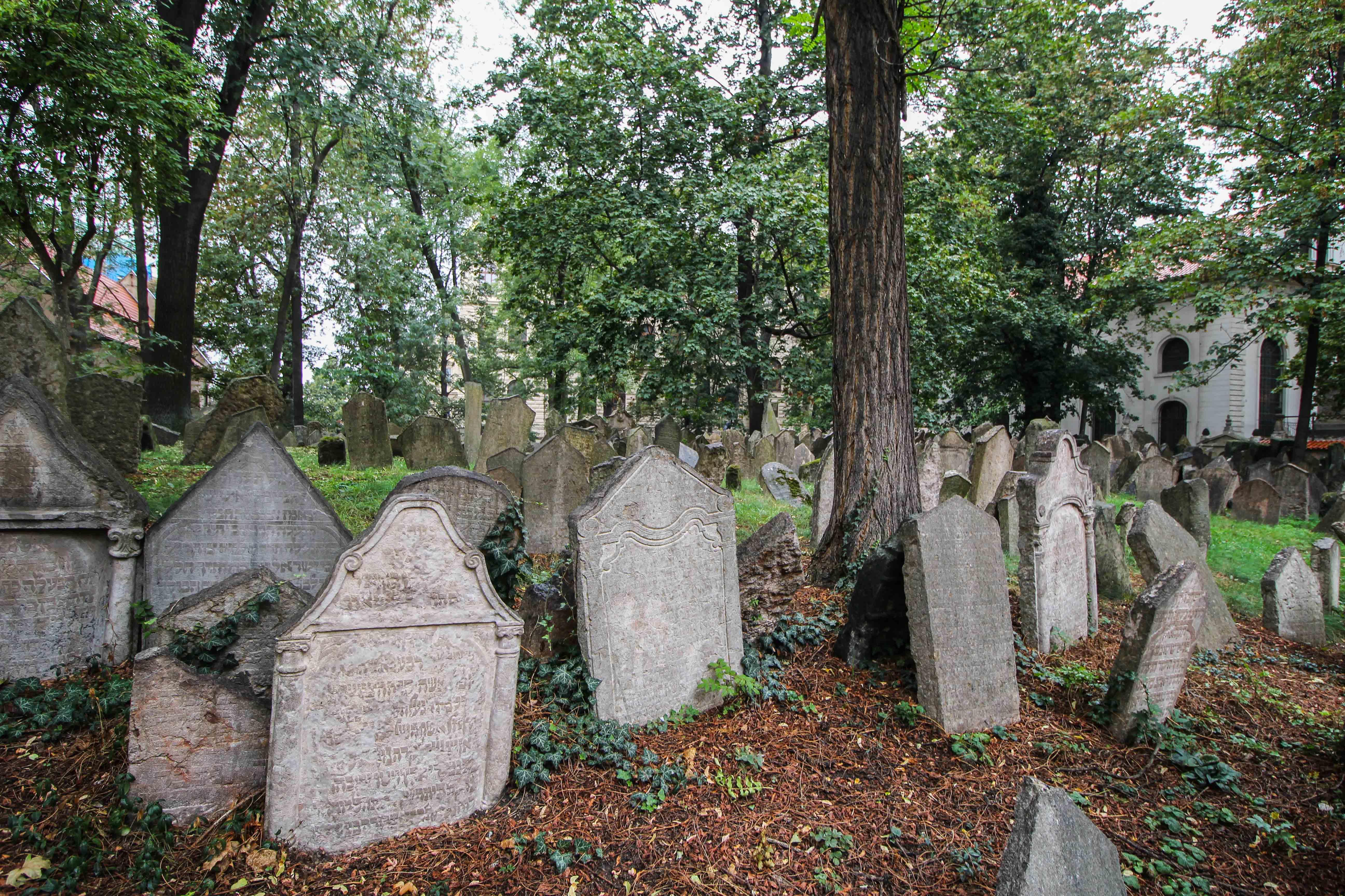 Top 10 Tipps Kurztrip Prag alter jüdischer Friedhof jüdisches Viertel Sehenswürdigkeiten Prag Insidertipps Reiseblog 2