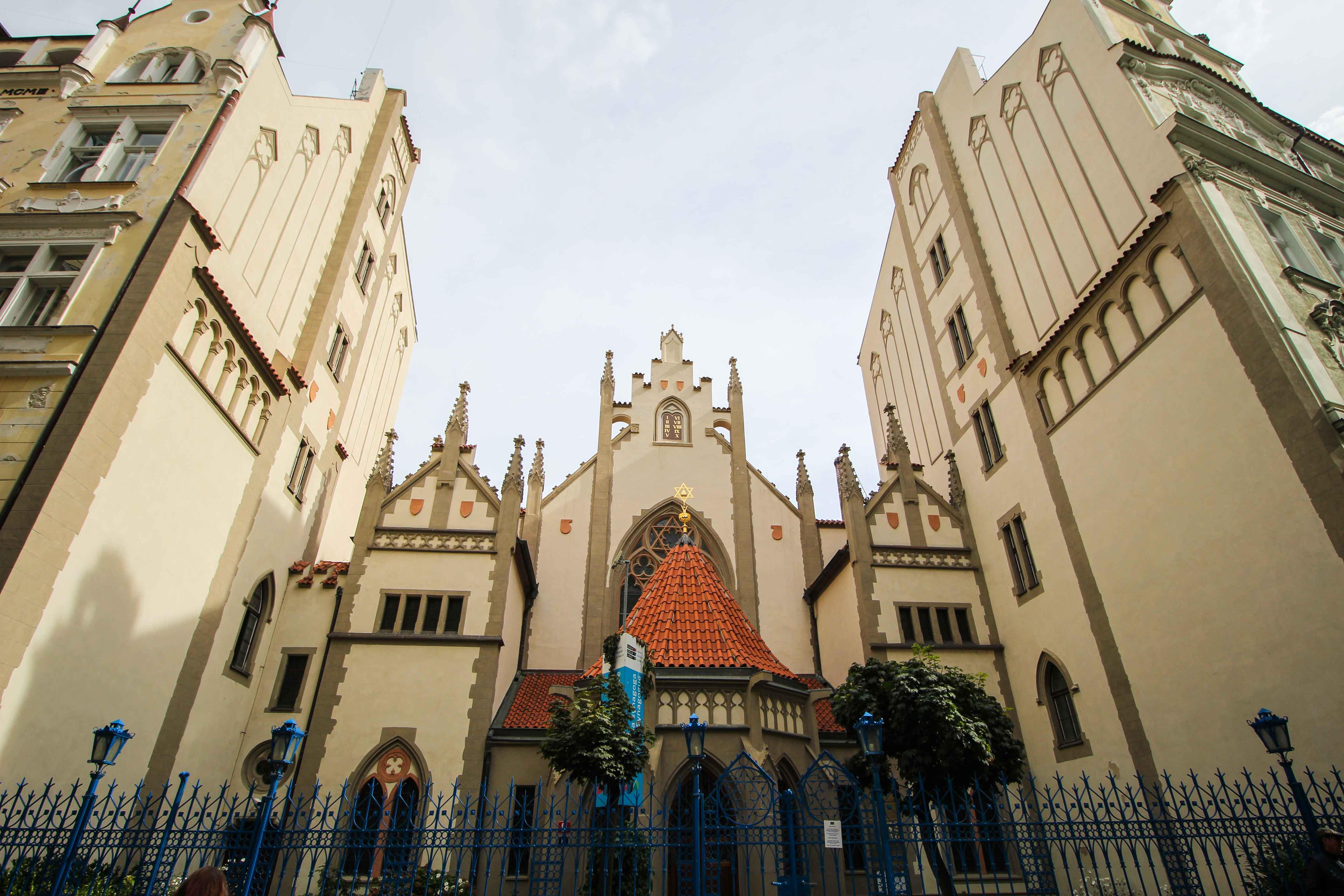 Top 10 Tipps Kurztrip Prag jüdisches Viertel Synagoge Sehenswürdigkeiten Prag Insidertipps Reiseblog