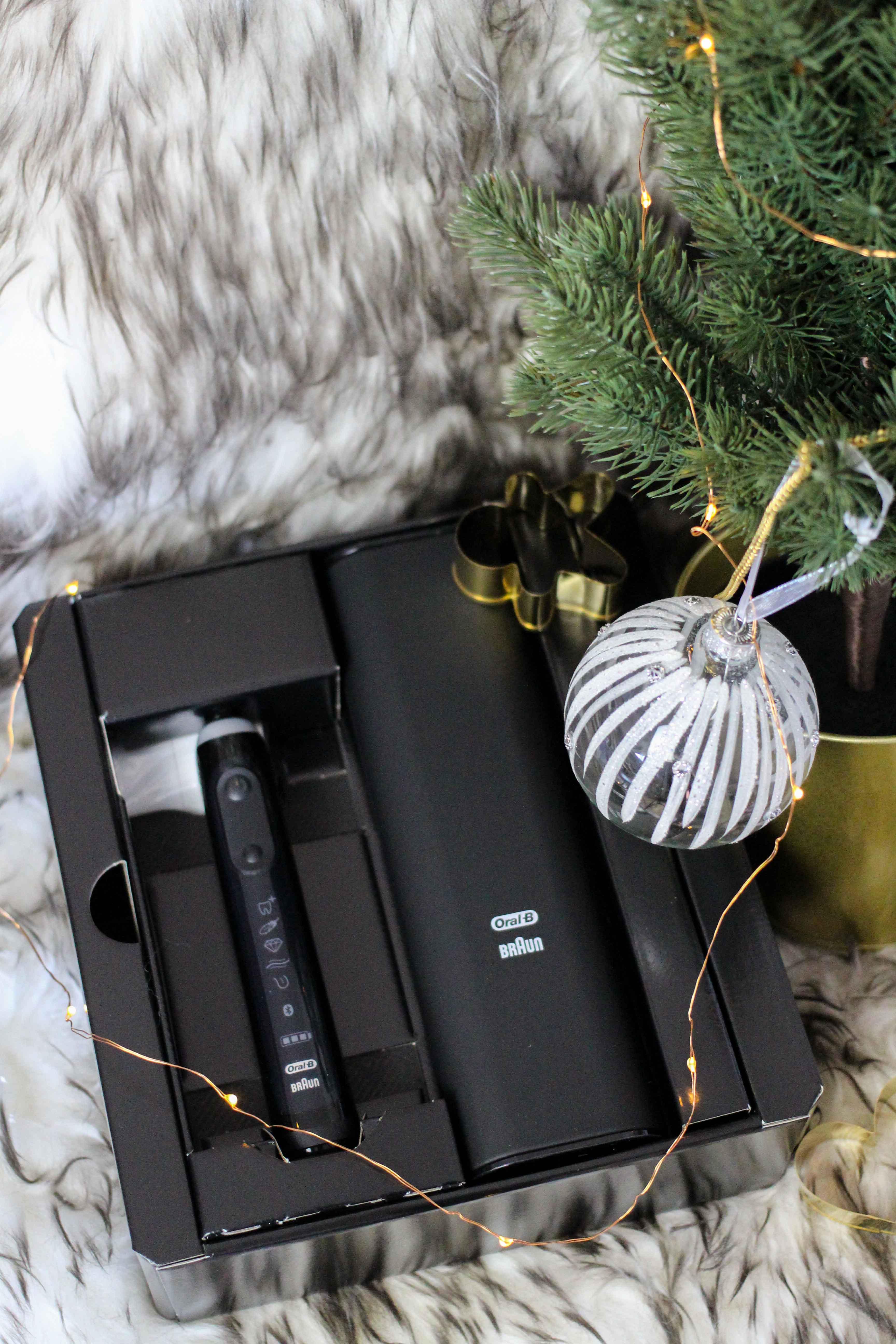 Aldi Adventskalender Gewinnspiel Oral-B Genius 10000N Black Edition ALDIventskalender elektrische Zahnbürste Weihnachtsgeschenk Blog 3