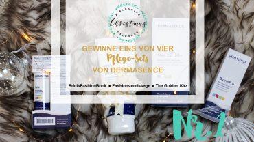 Blogger Adventskalender Gewinnspiel Dermasence Hautpflege Winter Weihnachten Christmas Blogger Tipps