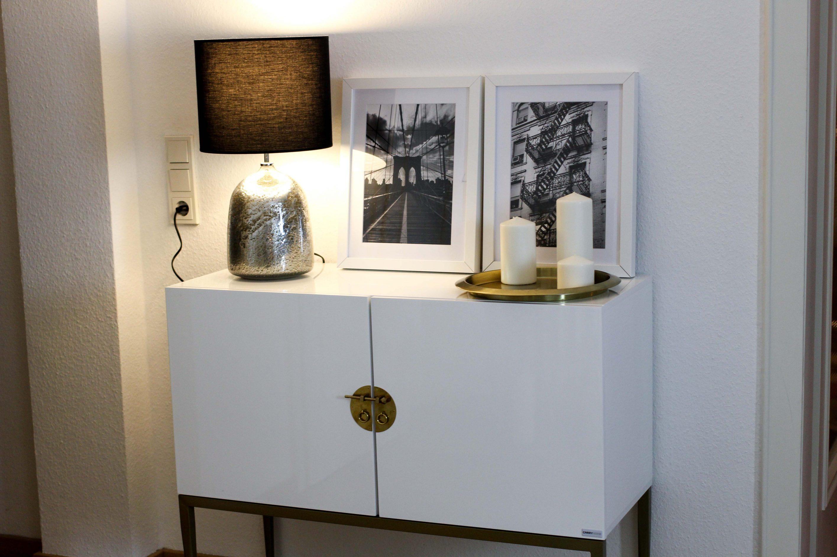 Interior Update Flur Komplett Neu Gestaltet Mit Mobeln Und