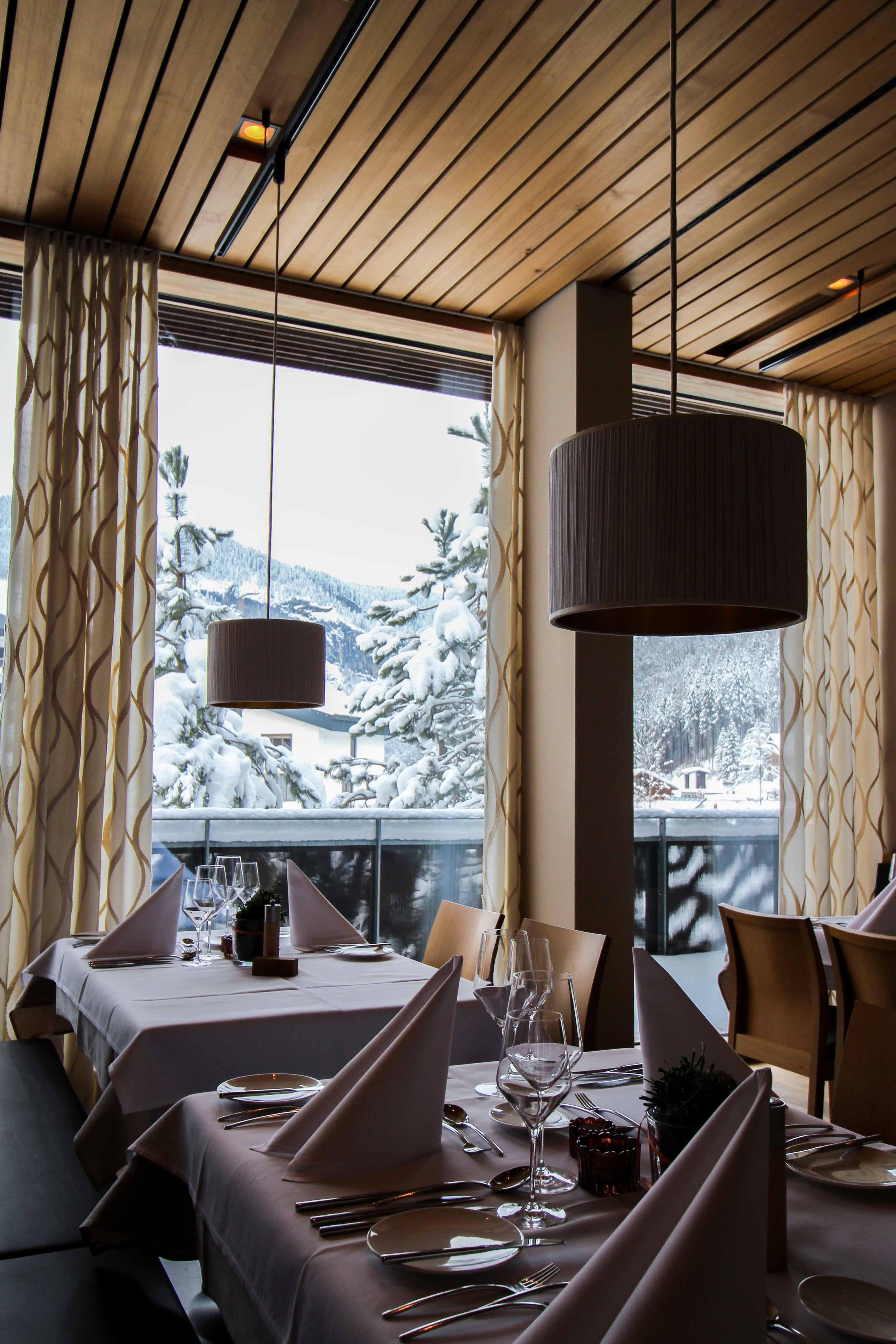 Wellnesswochenende Österreich Sonne Lifestyle Resort Mellau Wellnesshotel Bregenzerwald Gourmetpension Restaurant Reiseblog 2