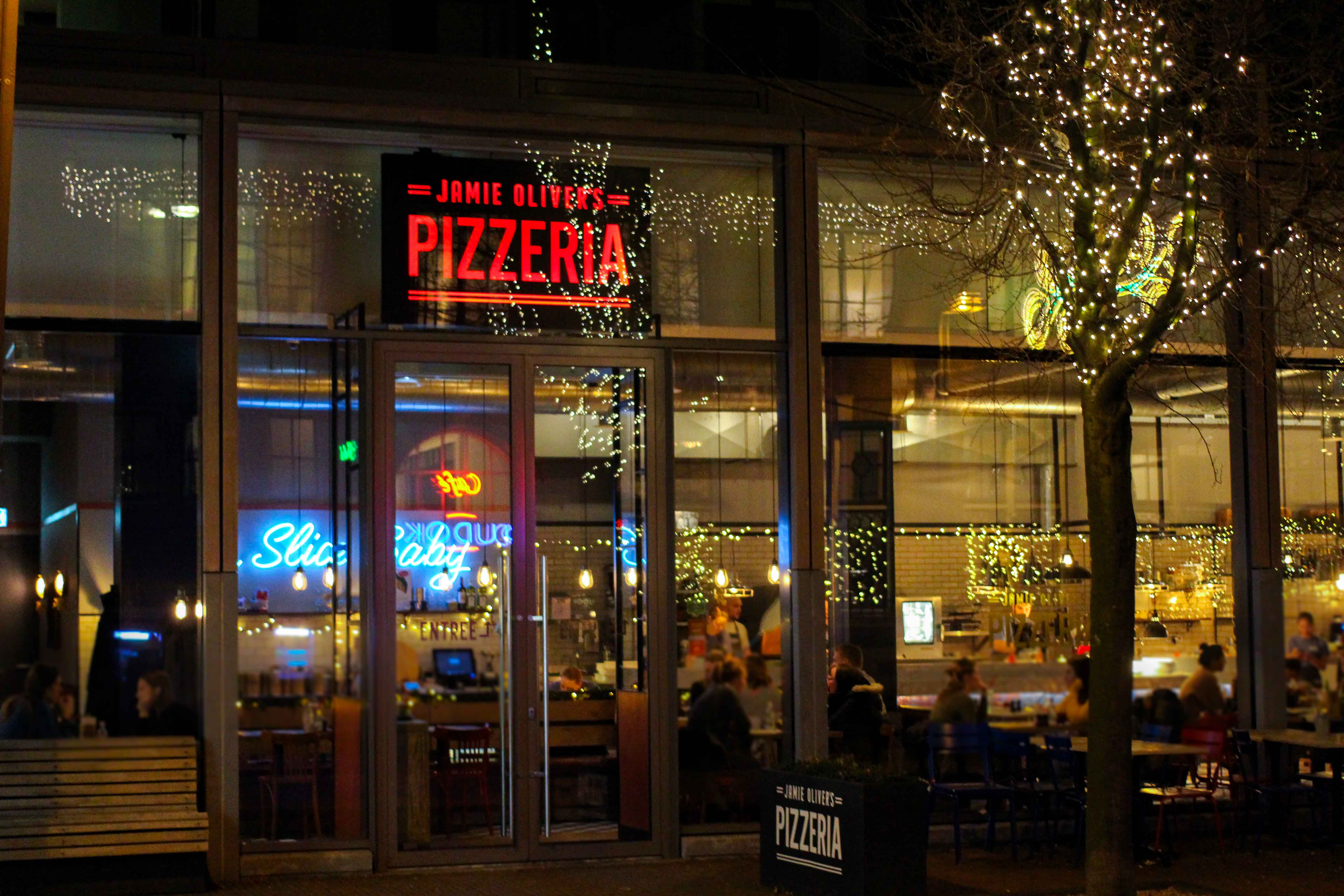Wochenendtrip Holland das andere Holland Arnheim Pizzeria Jamie Oliver italienisches Restaurant
