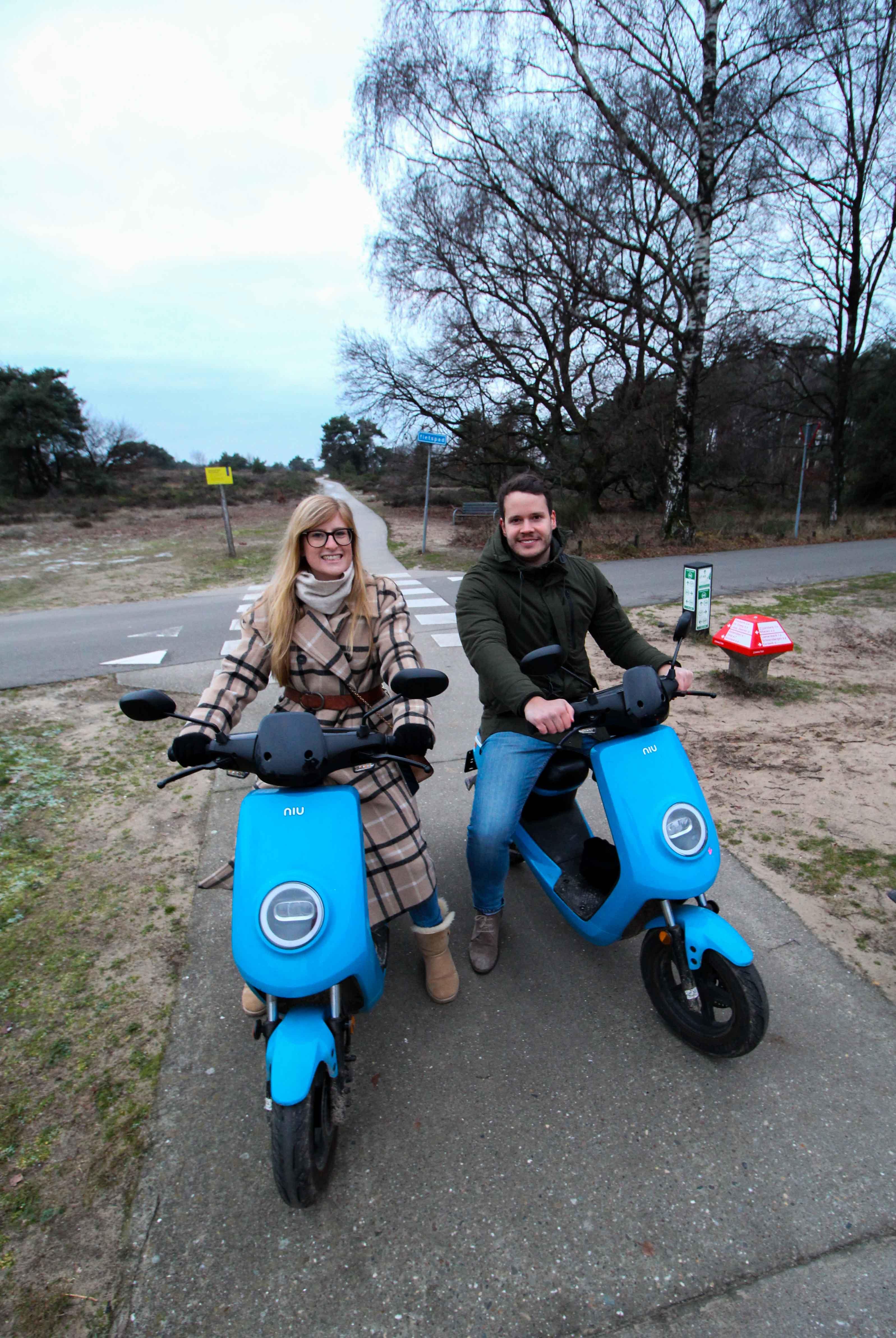 Wochenendtrip Holland das andere Holland Nationalpark Veluwe Transferium Posbank Elektroscooter Reiseblog