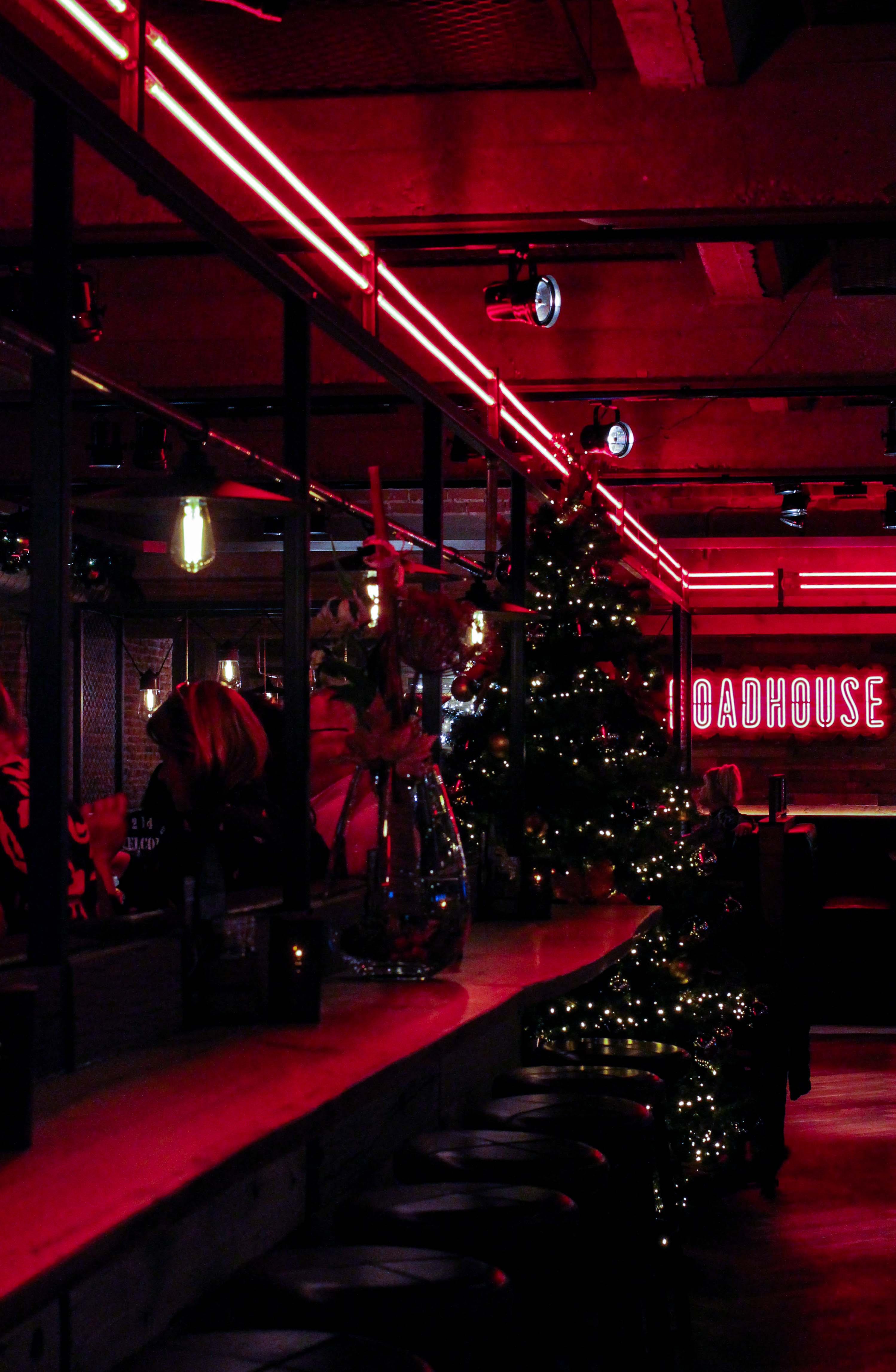 Wochenendtrip Holland das andere Holland Restaurant Arnheim Roadhouse Arnhem Einrichtung
