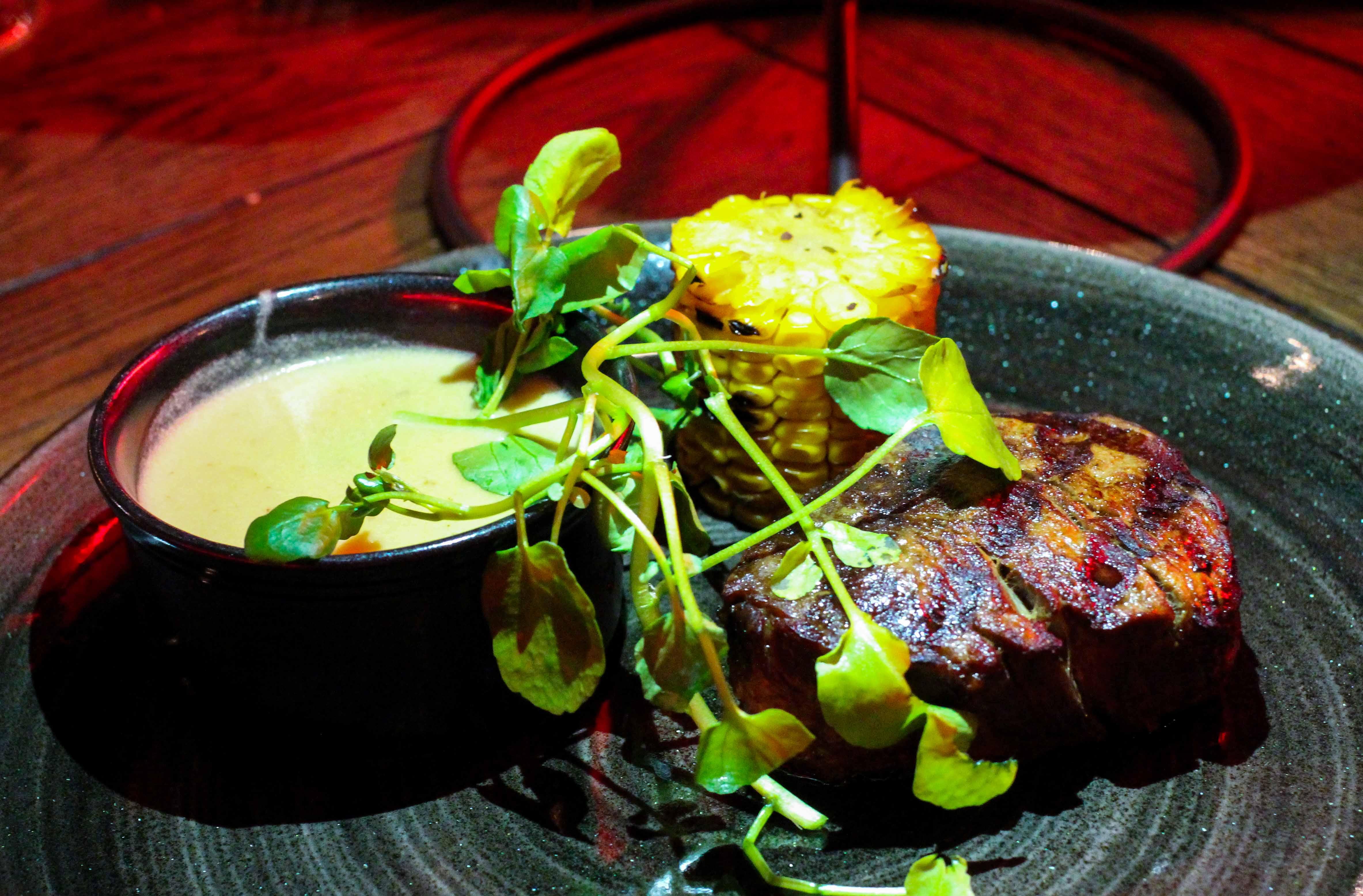 Wochenendtrip Holland das andere Holland Restaurant Arnheim Roadhouse Arnhem Steak