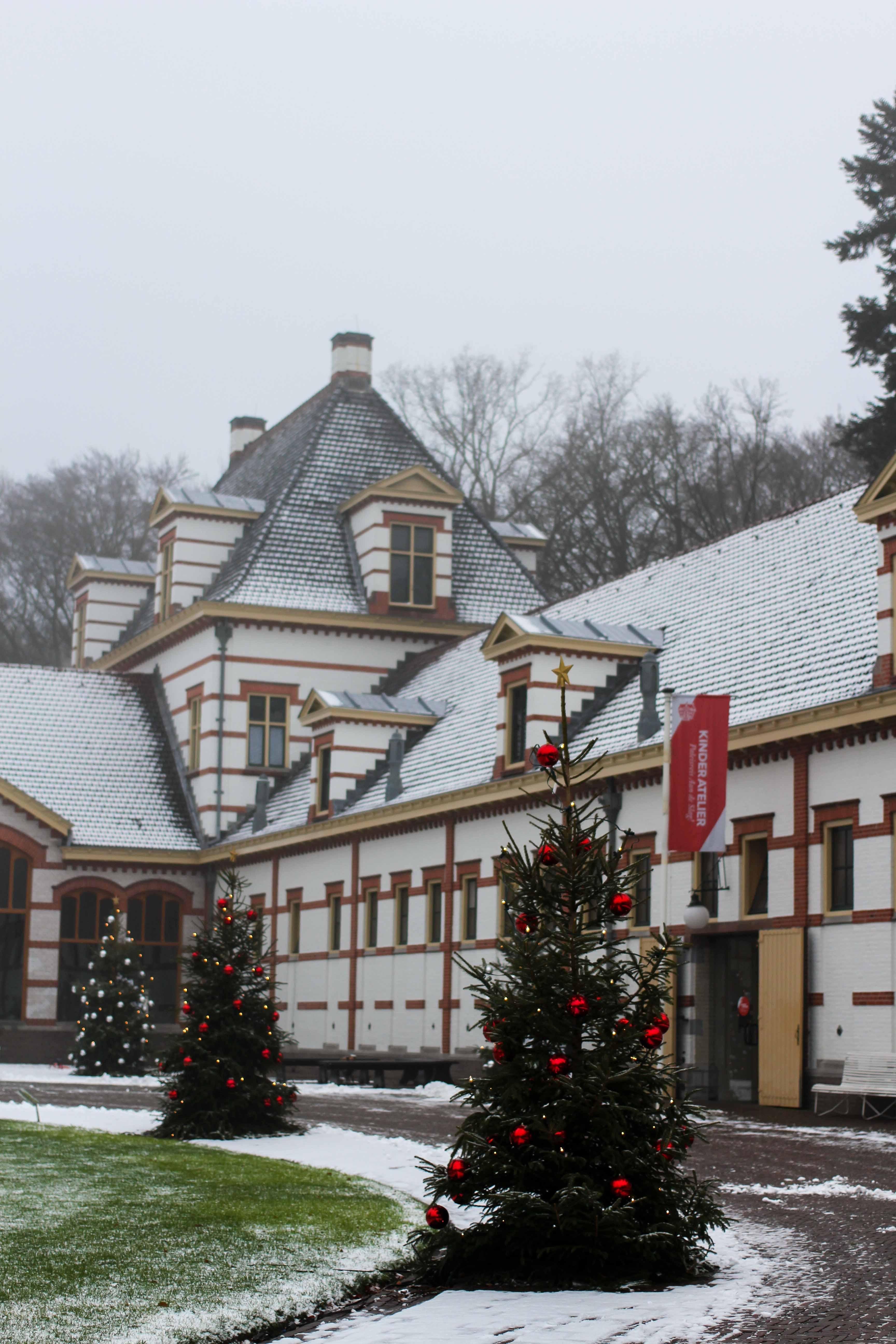 Wochenendtrip Holland das andere Holland Winterpaleis Het Loo Stallungen