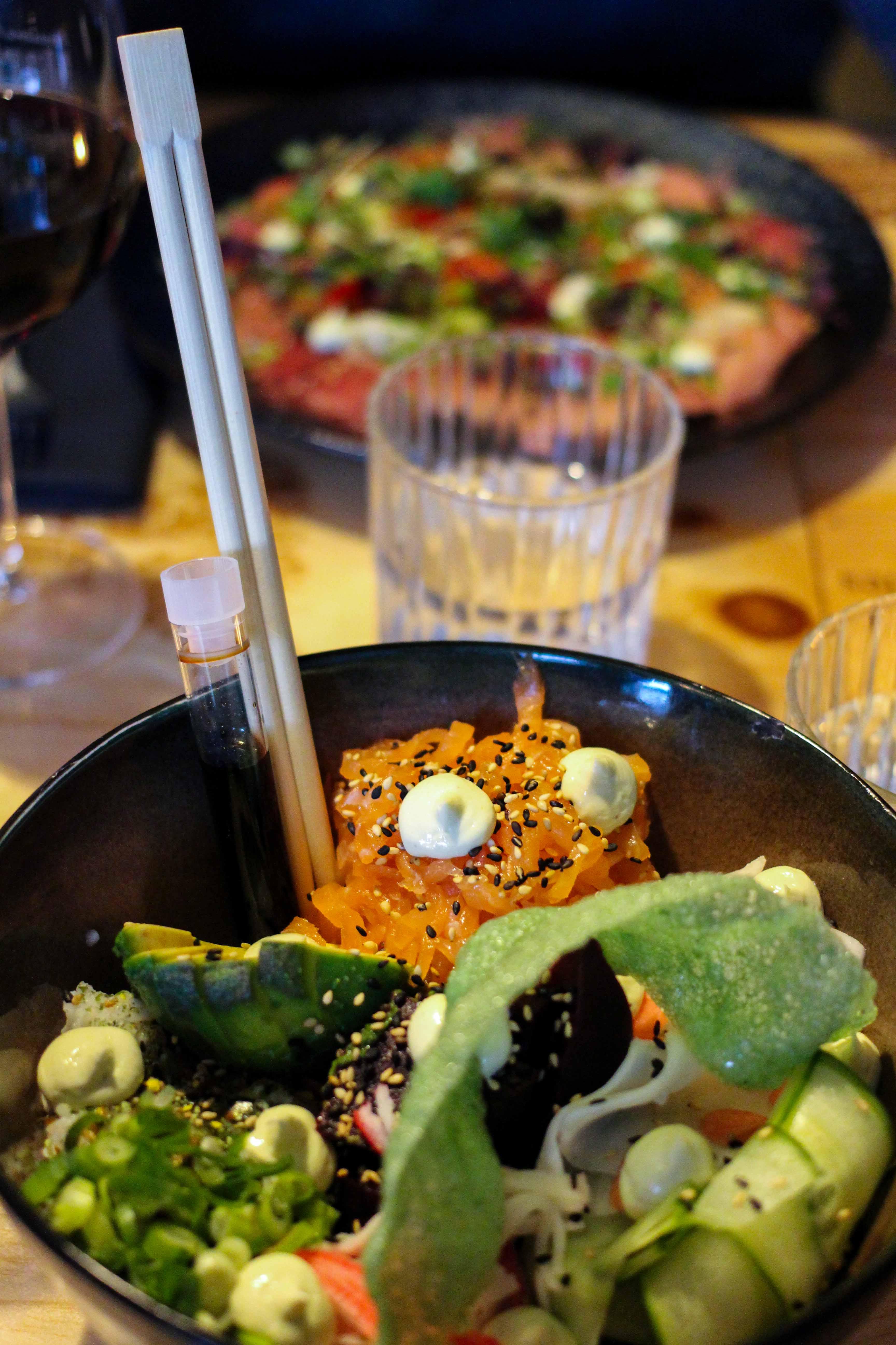 Wochenendtrip das andere Holland Kurztrip Martins Brasserie Apeldoorn Poke Bowl Restaurant Empfehlung Apeldoorn
