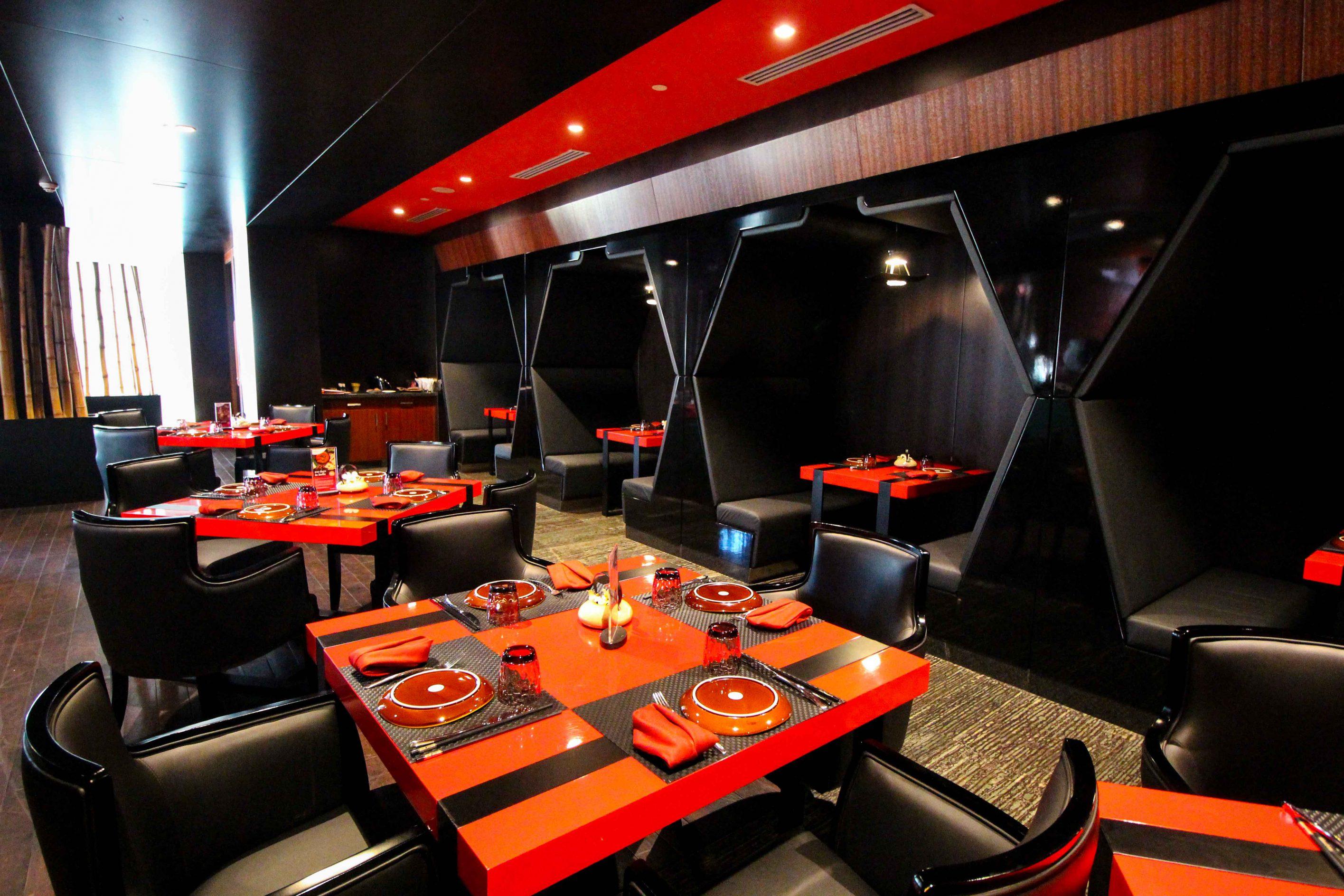 Mövenpick Colombo Hote Restaurant asiatisch Abendessen Reiseblog Brinisfashionbook Hotel Sri Lanka