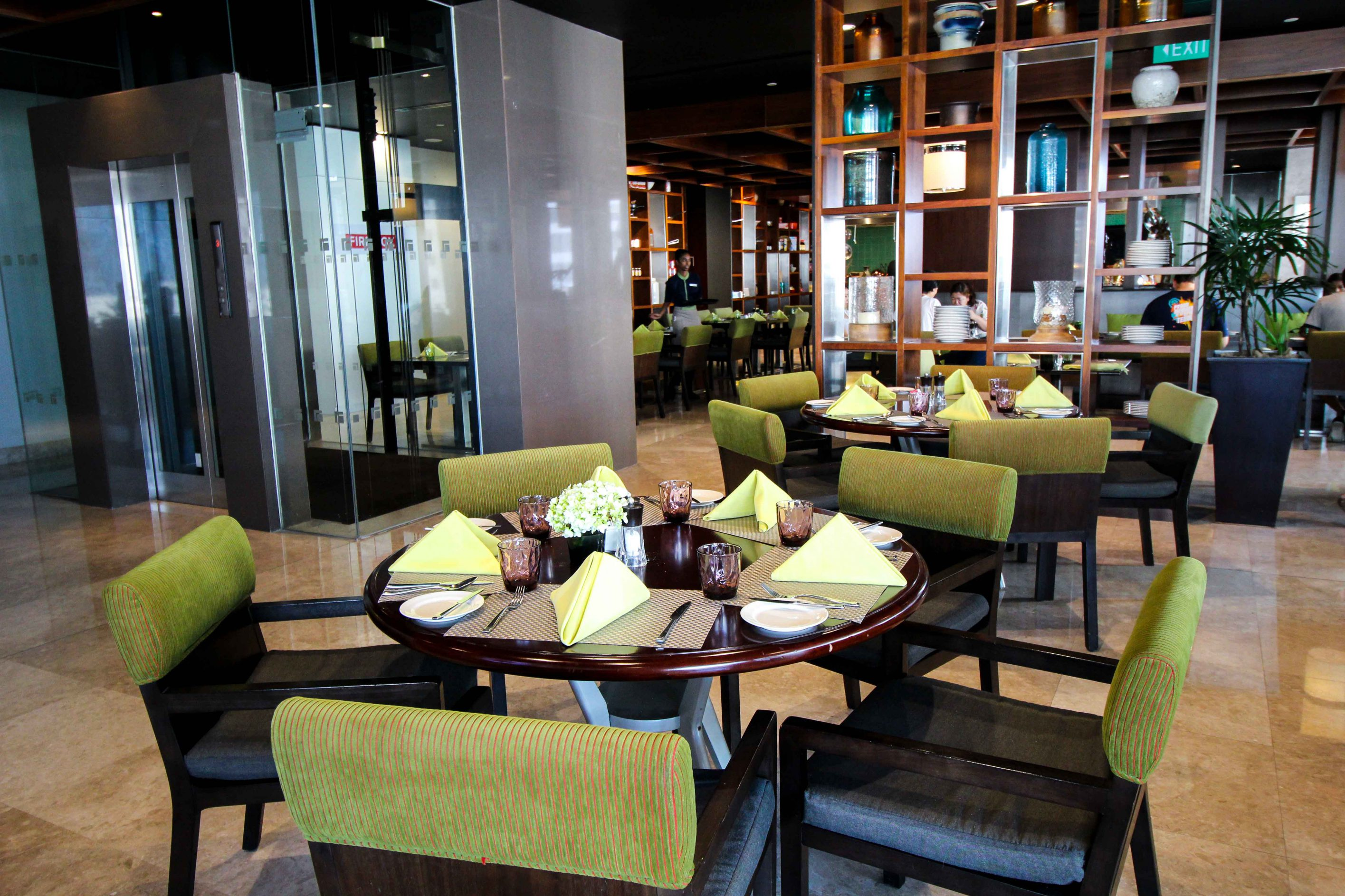 Mövenpick Colombo Hotel Frühstück Reiseblog Brinisfashionbook Hotel Sri Lanka
