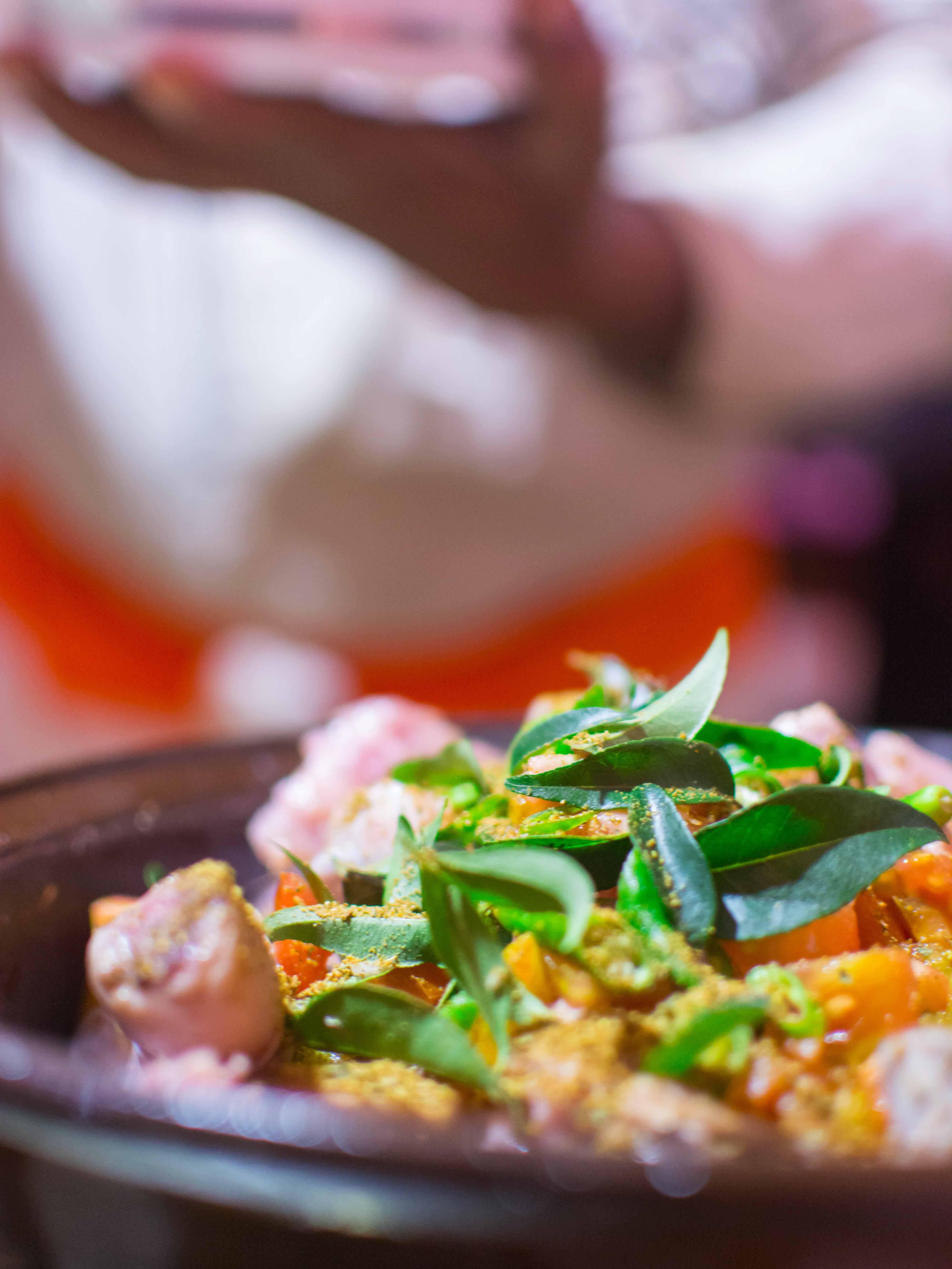 Küche Sri Lanka typisches Essen Curry Gemüse Restaurant Top 10 Tipps ...