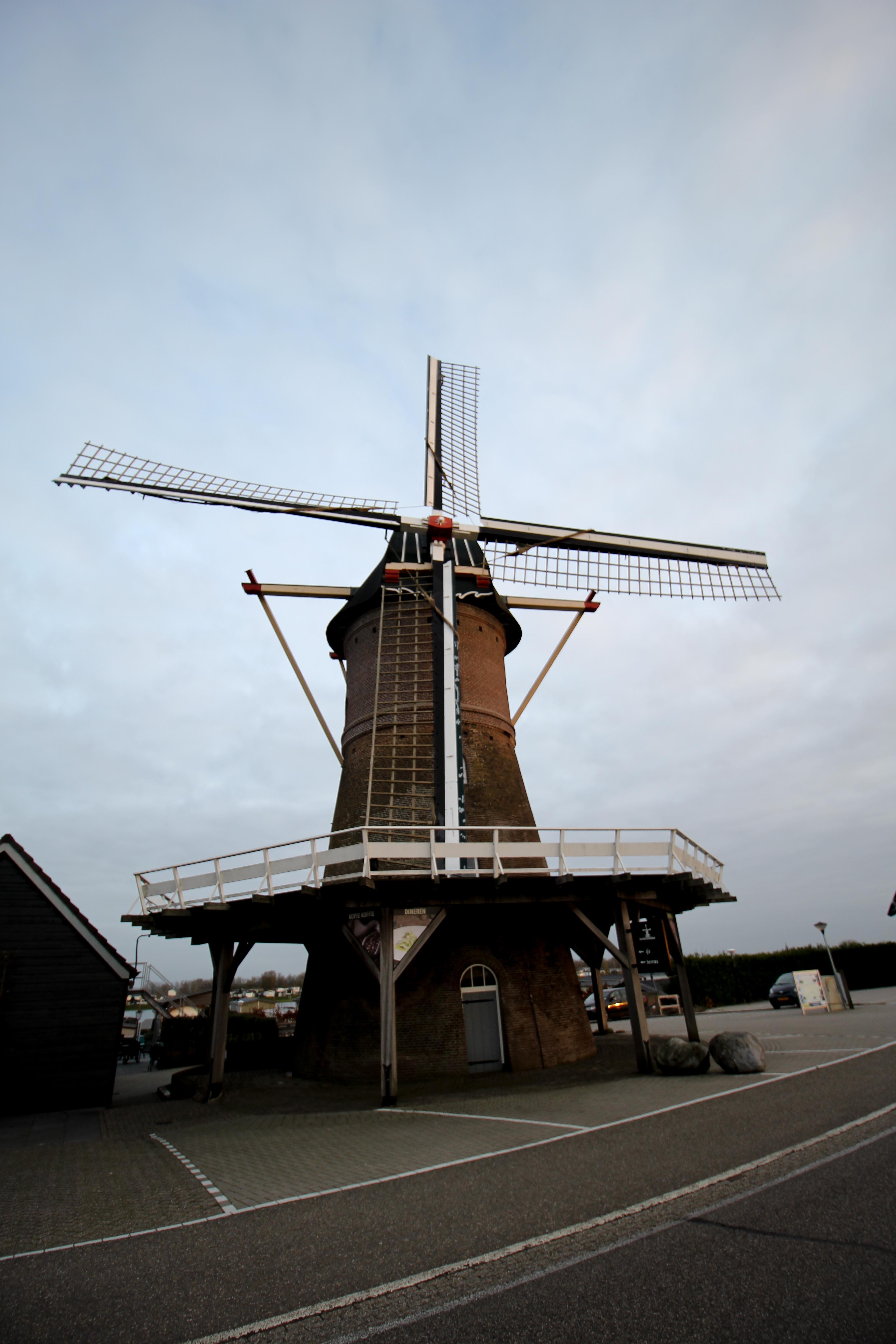 Holland Wochenendtrip Dinner in De Korenmolen in Appeltern das andere Holland Reiseblog Ausflug von Deutschland Mühle