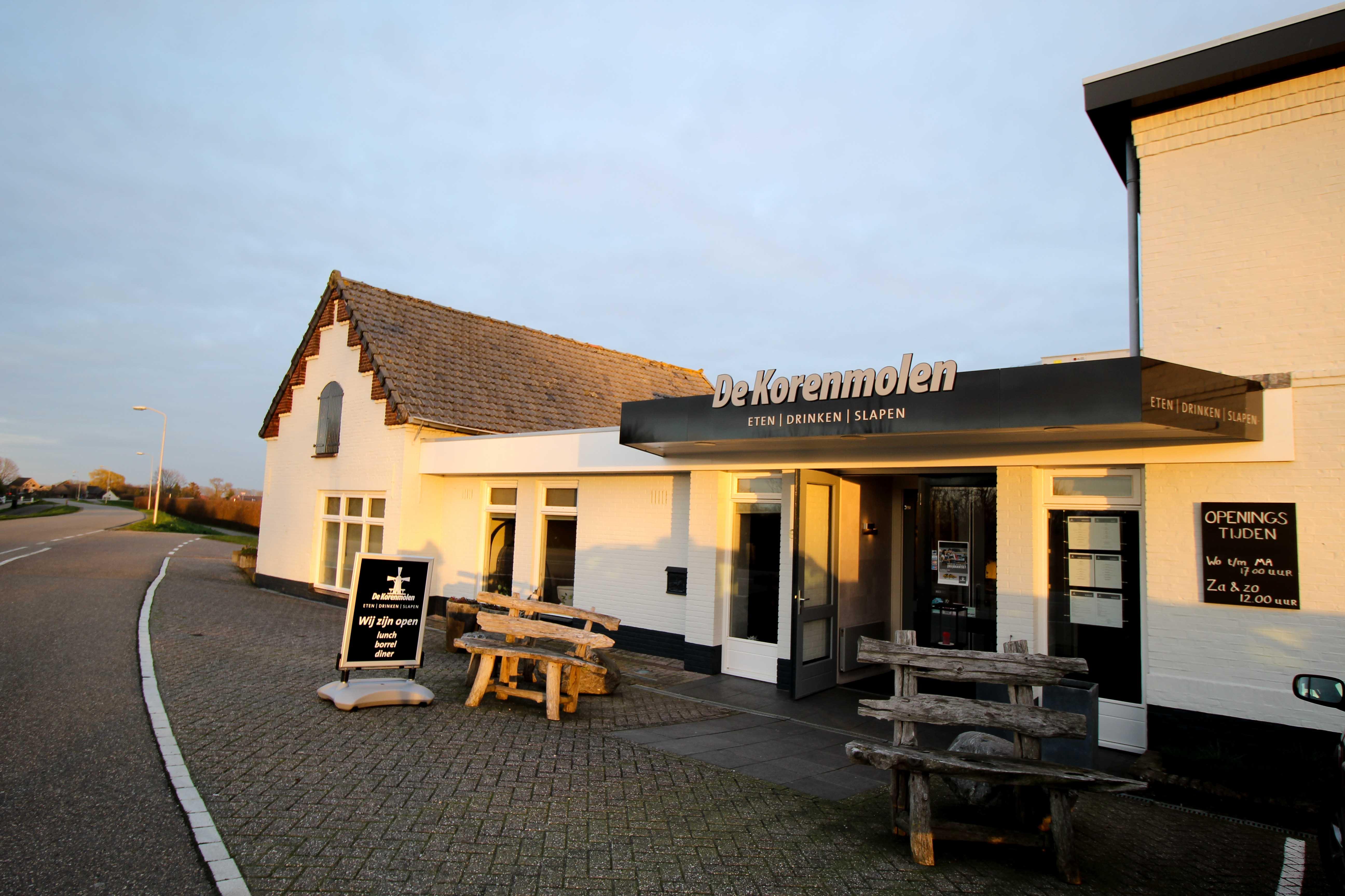 Holland Wochenendtrip Dinner in De Korenmolen in Appeltern das andere Holland Reiseblog Ausflug von Deutschland Restaurant Empfehlung
