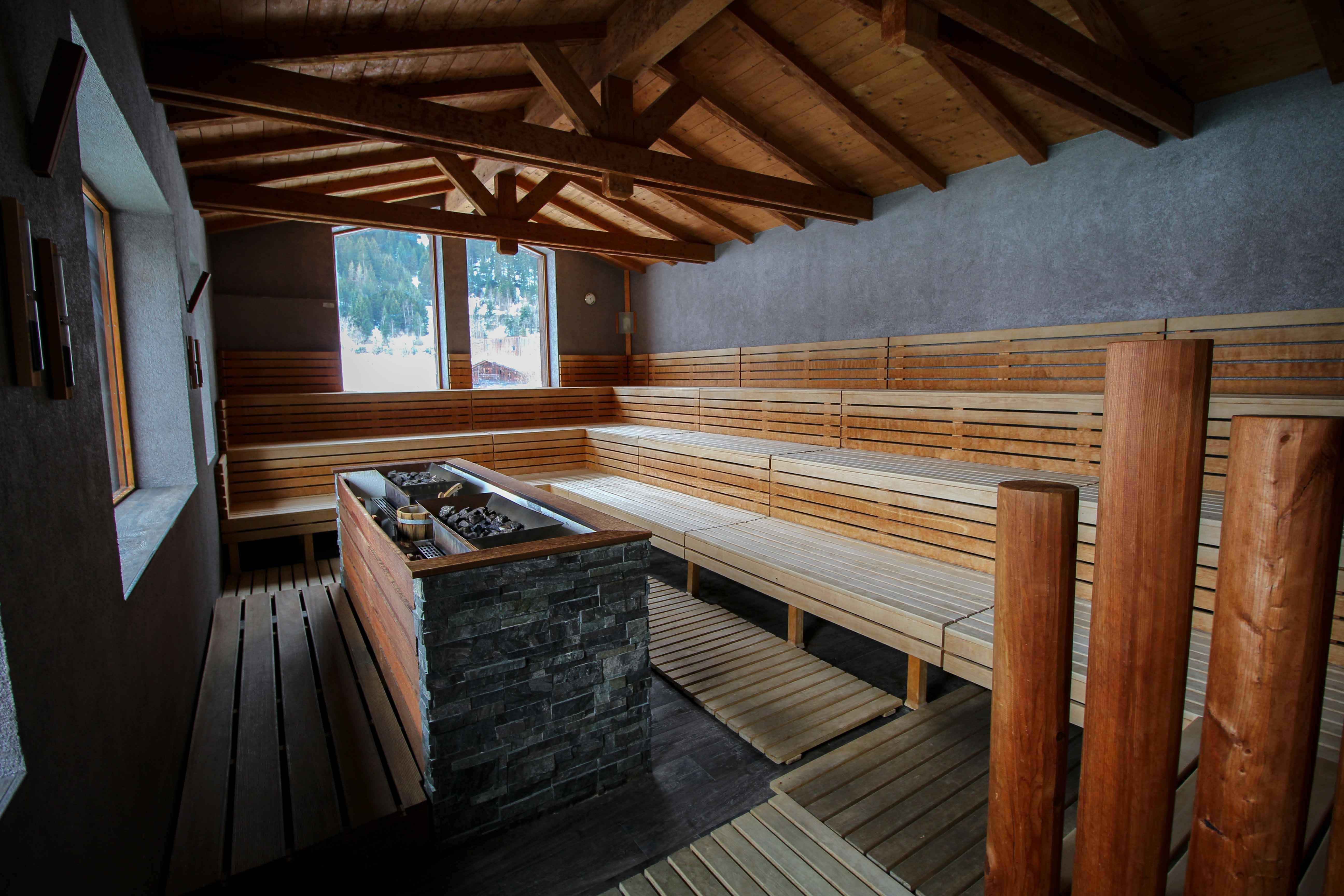 Südtirol Hotel Schneeberg Resort Spa Wellnessbereich Panoramasauna Erlebnissauna italien Wellnesshotel Reiseblog Wellnessurlaub Kurzurlaub Hotelempfehlung Skiurlaub