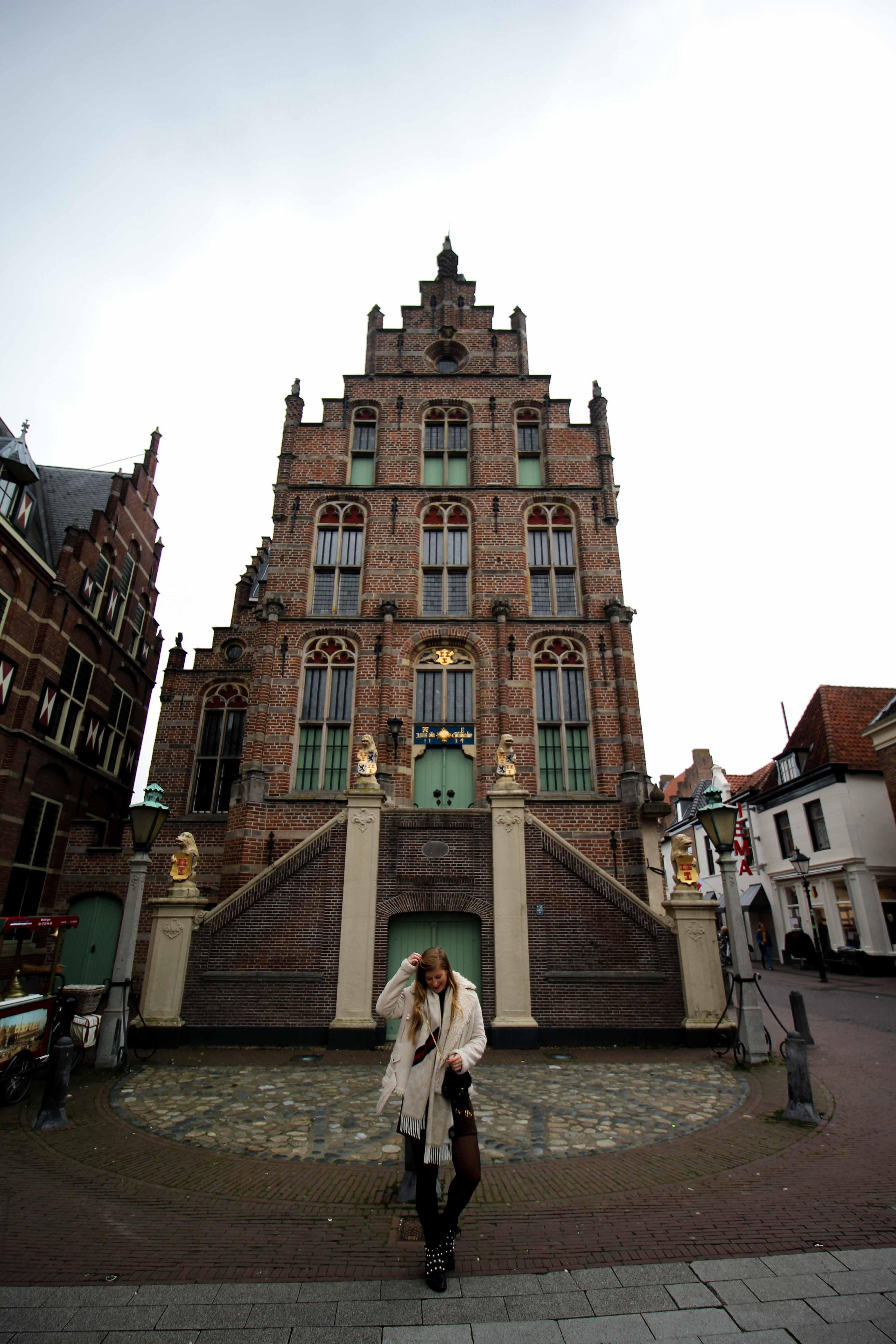 Wochenendtrip Holland Culemborg Innenstadt Altstadt das andere Holland Reiseblog Ausflug von Deutschland