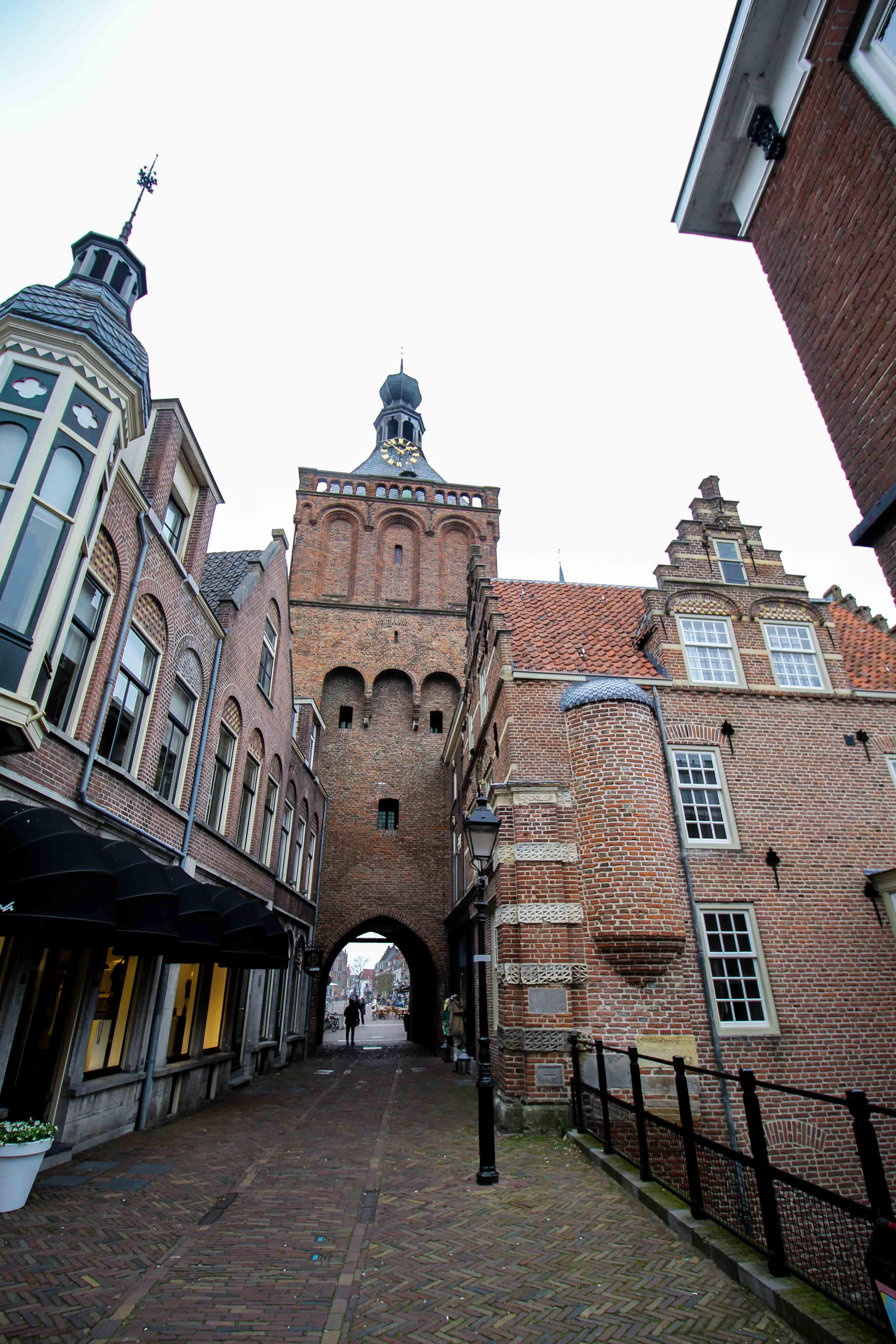 Wochenendtrip Holland Culemborg Innenstadt Altstadt das andere Holland Reiseblog Ausflug von Deutschland 2