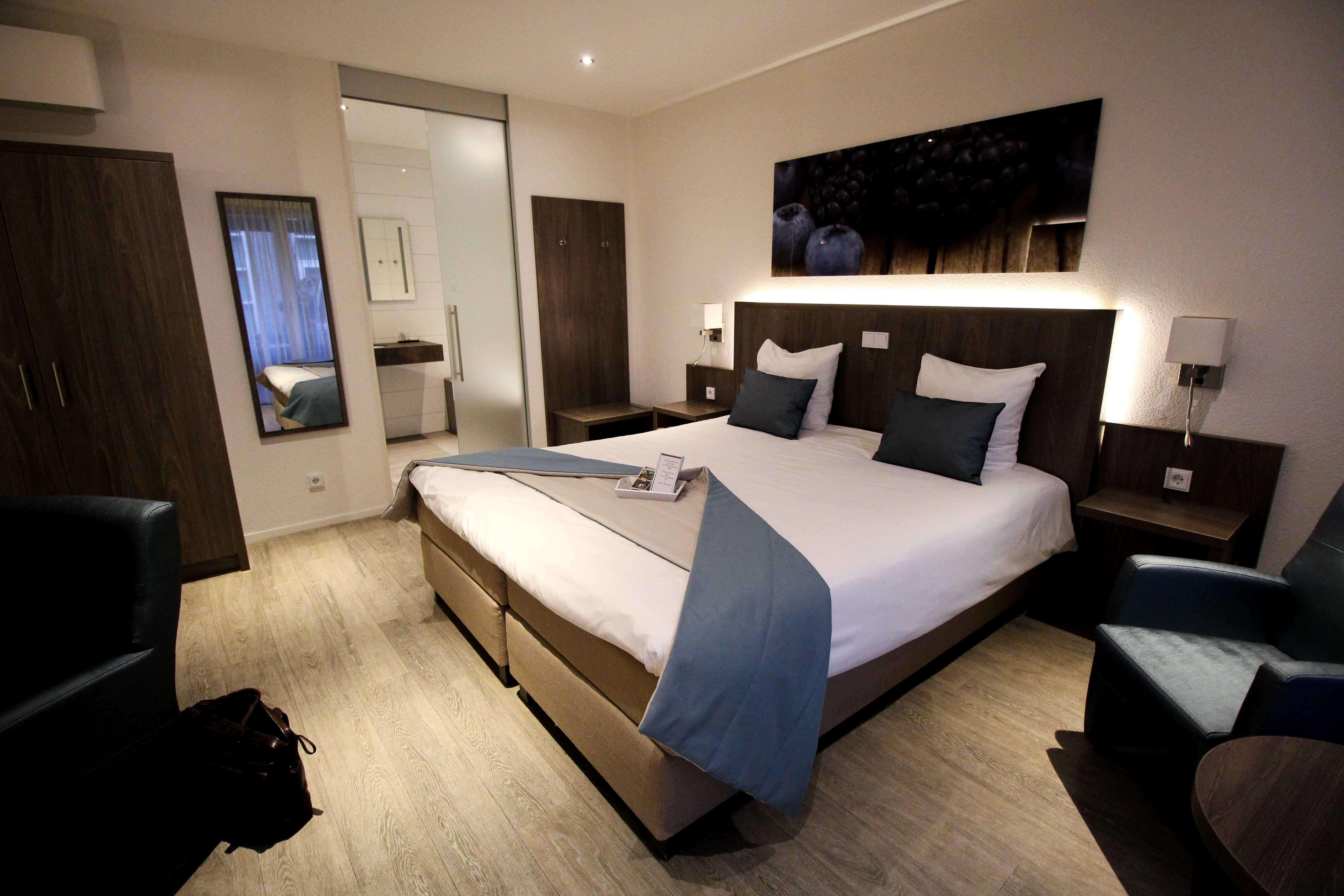 Wochenendtrip Holland Gelderland Hotel De Twee Linden Rivierenland das andere Holland Hotelzimmer Reiseblog