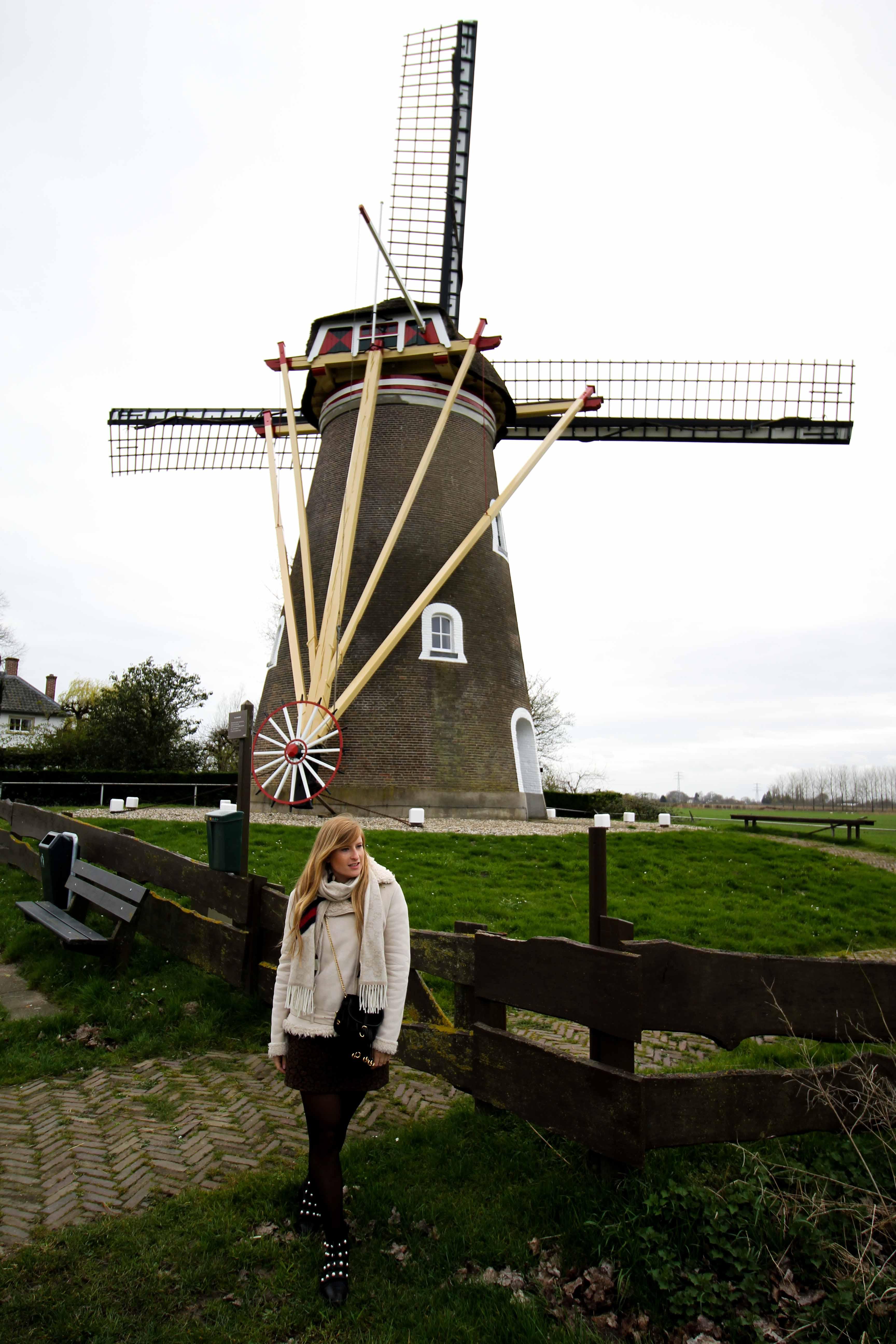 Wochenendtrip Holland Mühle das andere Holland Reiseblog Ausflug von Deutschland