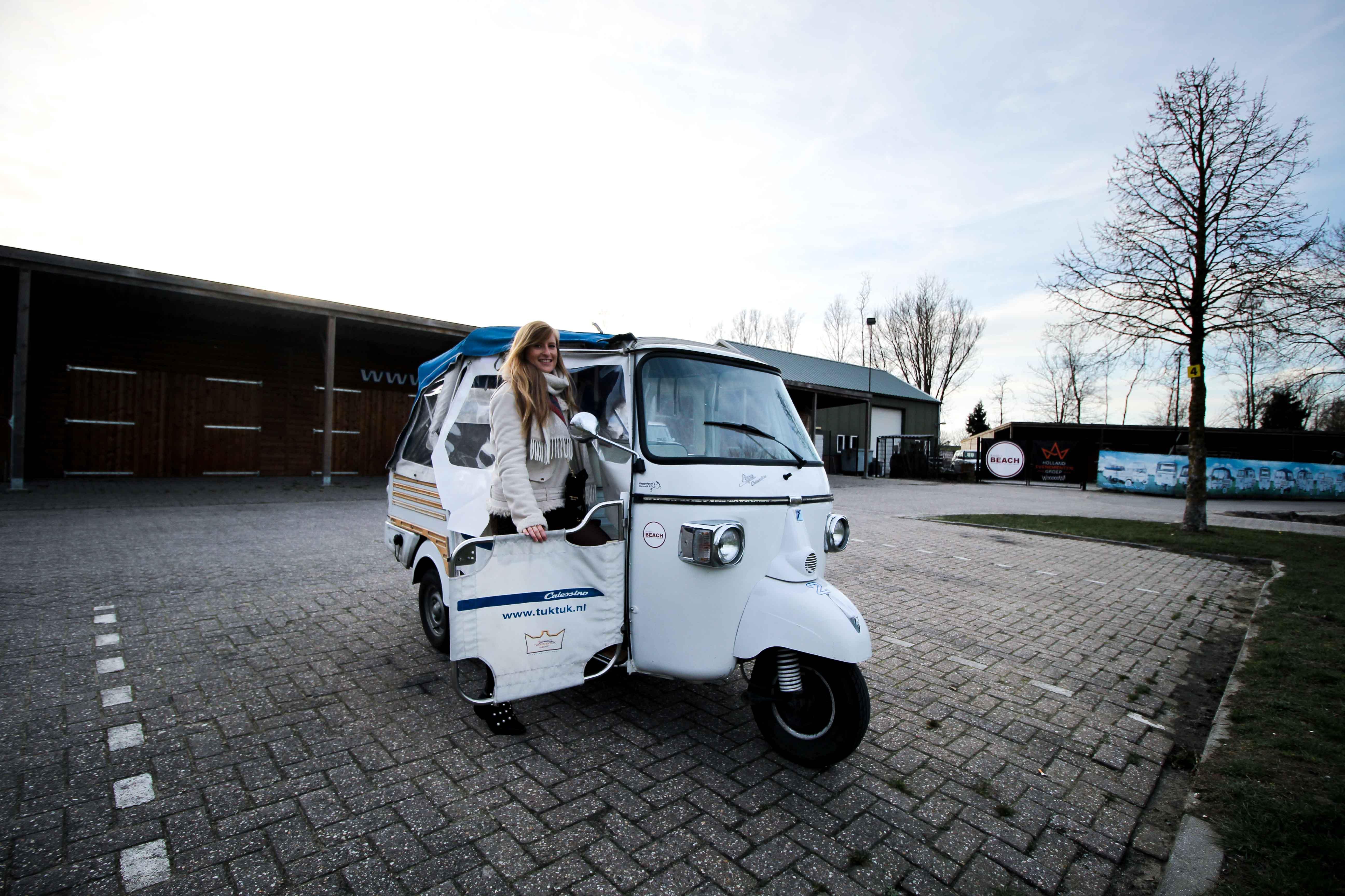 Wochenendtrip Holland Tuk Tuk fahren Holland Evenement Groep Tour Tuk Tuk Bingo das andere Holland Reiseblog Ausflug von Deutschland 2