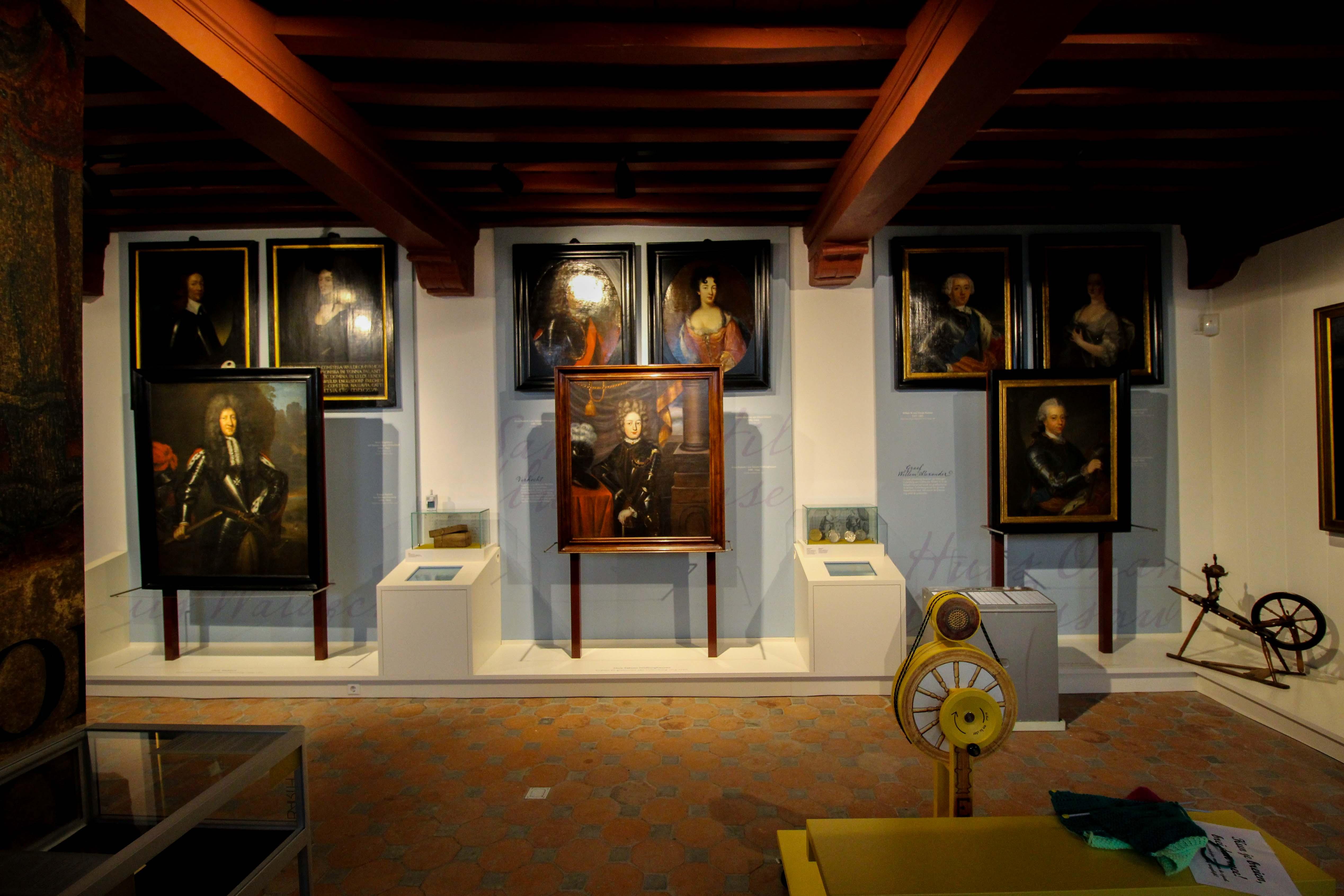 Wochenendtrip Holland Waisenhausmuseum Culemborg Elisabeth Weeshuis Museum Gemälde das andere Holland Reiseblog Ausflug von Deutschland
