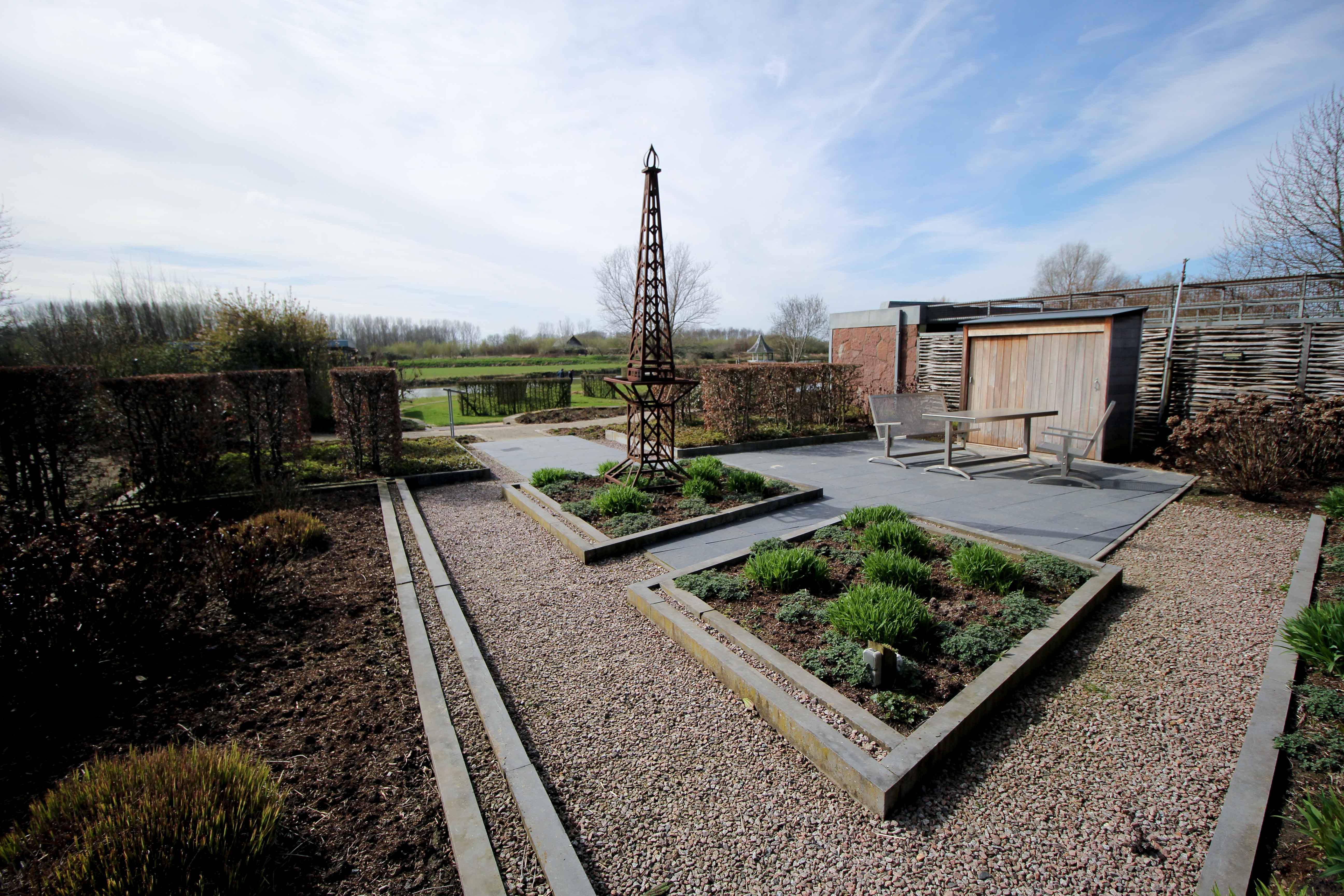 die Gärten von Appeltern Holland Wochenendtrip Tuinen van Appeltern das andere Holland Reiseblog Ausflug Deutschland 2