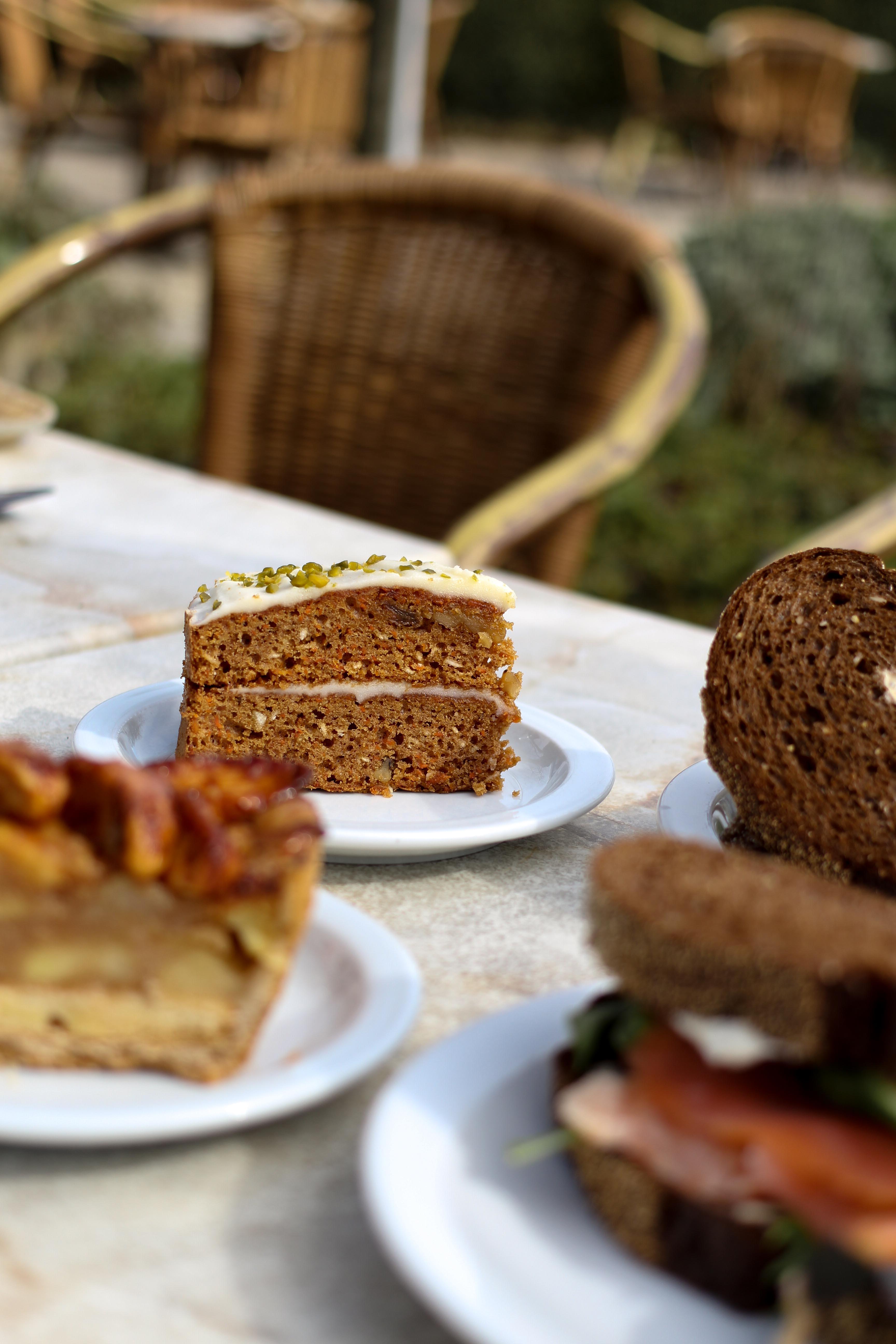 die Gärten von Appeltern Holland Wochenendtrip Tuinen van Appeltern das andere Holland Reiseblog Ausflug Deutschland Bistro Restaurant Möhrenkuchen