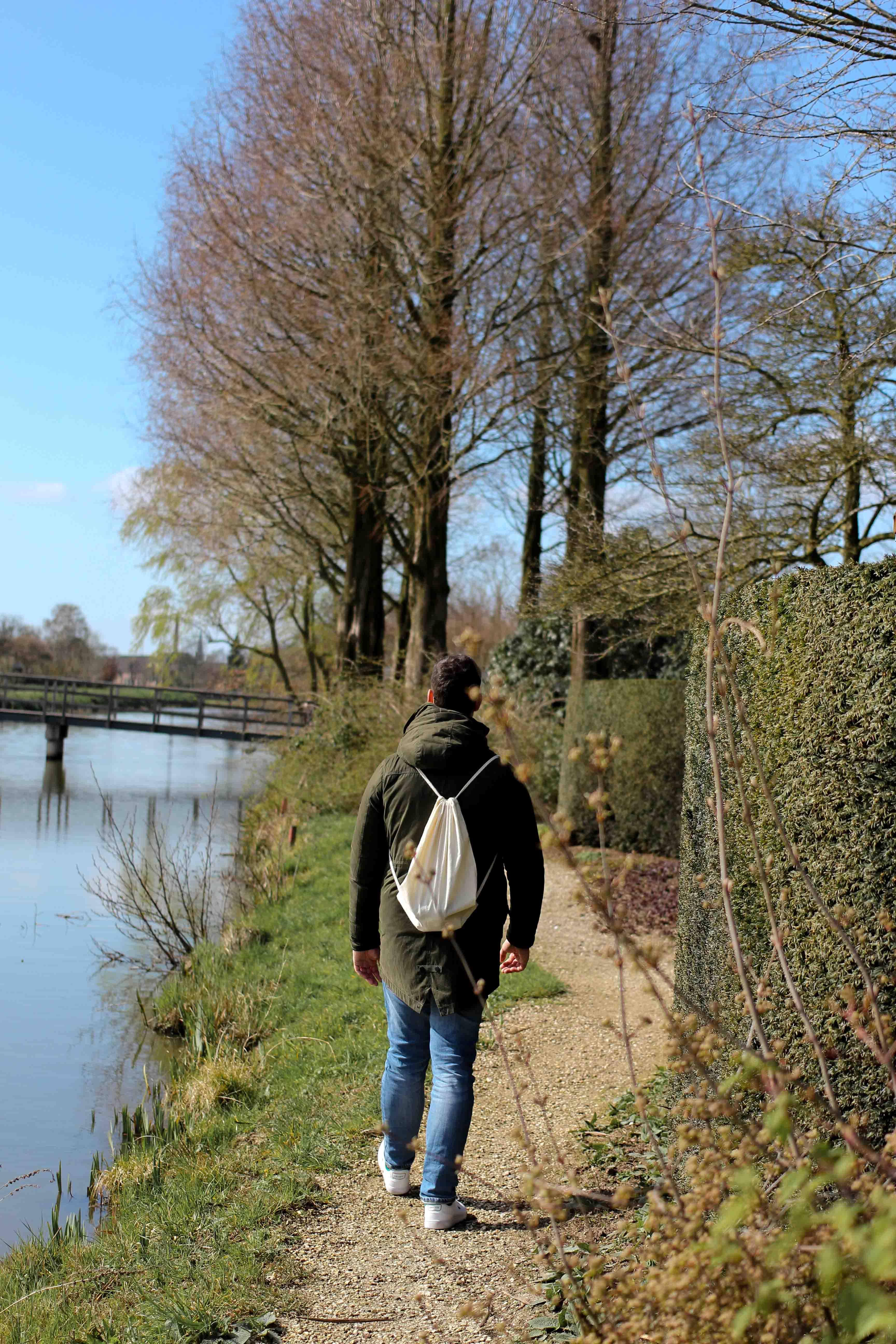die Gärten von Appeltern Holland Wochenendtrip Tuinen van Appeltern das andere Holland Reiseblog Ausflug Deutschland Fluss
