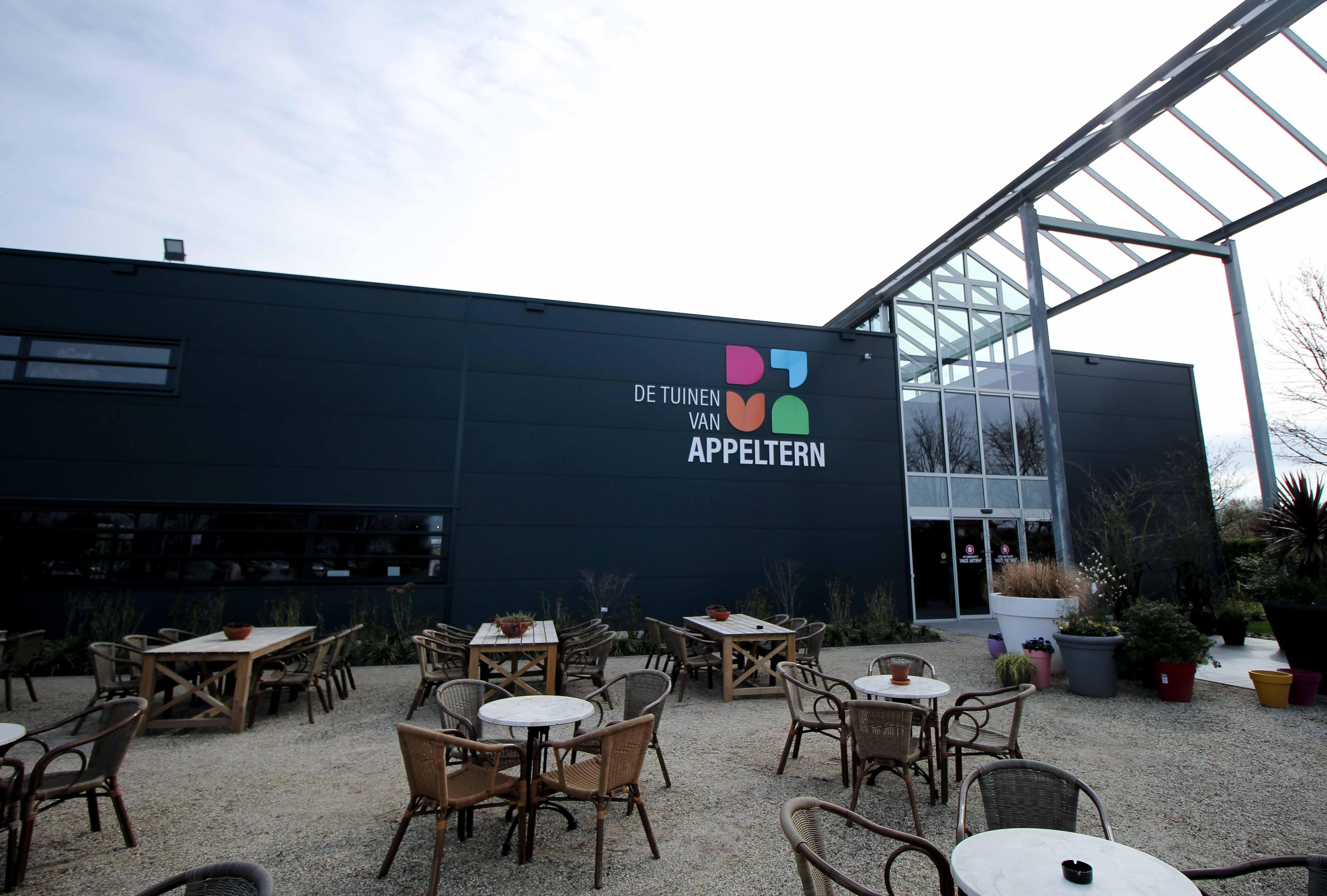 die Gärten von Appeltern Holland Wochenendtrip Tuinen van Appeltern das andere Holland Reiseblog Ausflug Deutschland