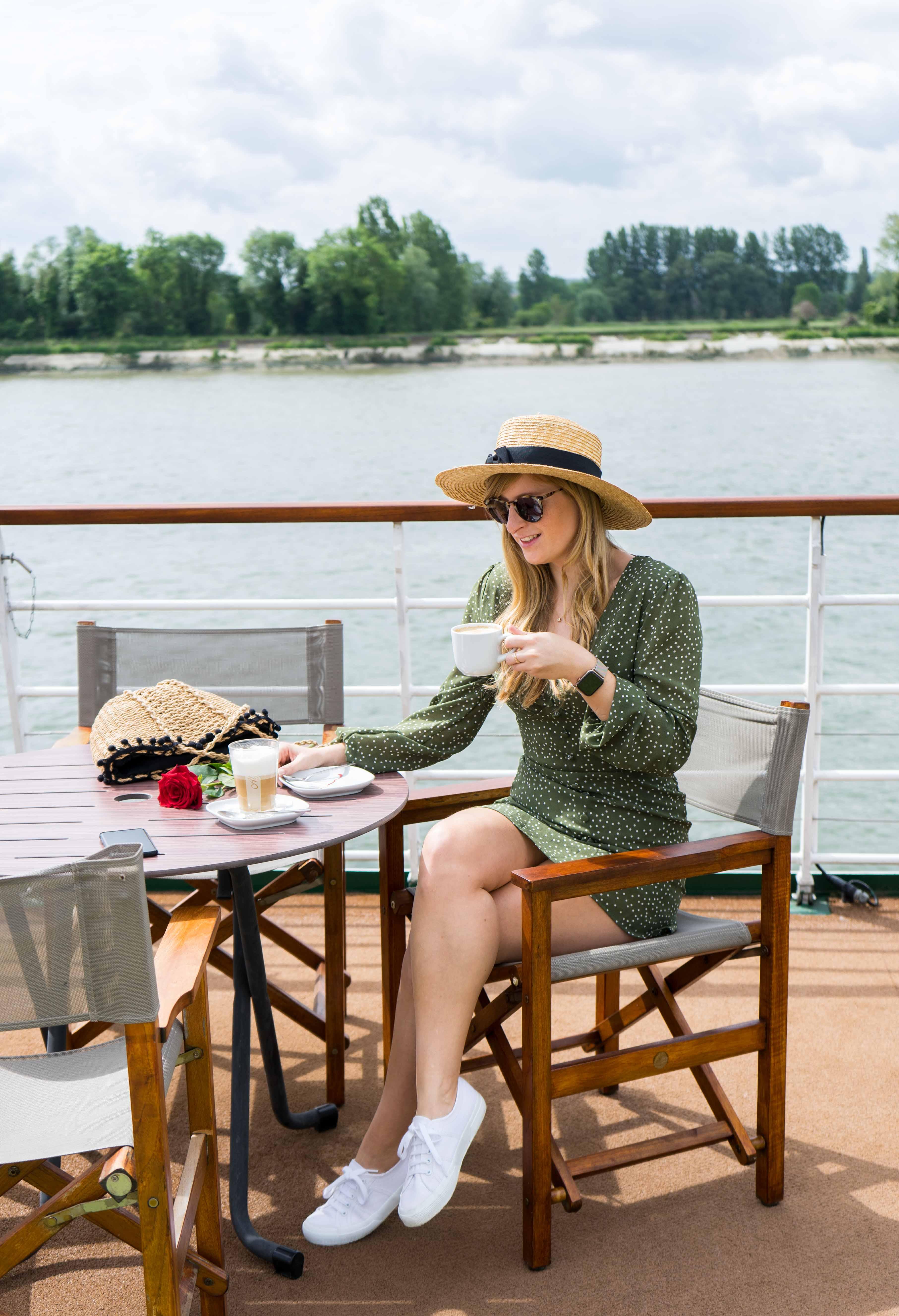 AROSA VIVA Seine Flusskreuzfahrt Kreuzfahrtschiff Brinisfashionbook Reiseblog Erfahrungen