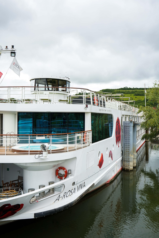 AROSA VIVA Seine Flusskreuzfahrt Kreuzfahrtschiff Reiseblog 1