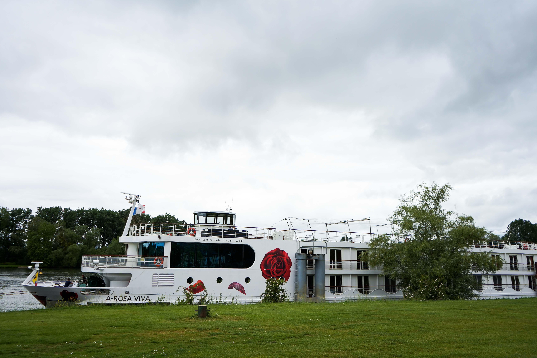 AROSA VIVA Seine Flusskreuzfahrt Kreuzfahrtschiff Reiseblog 2