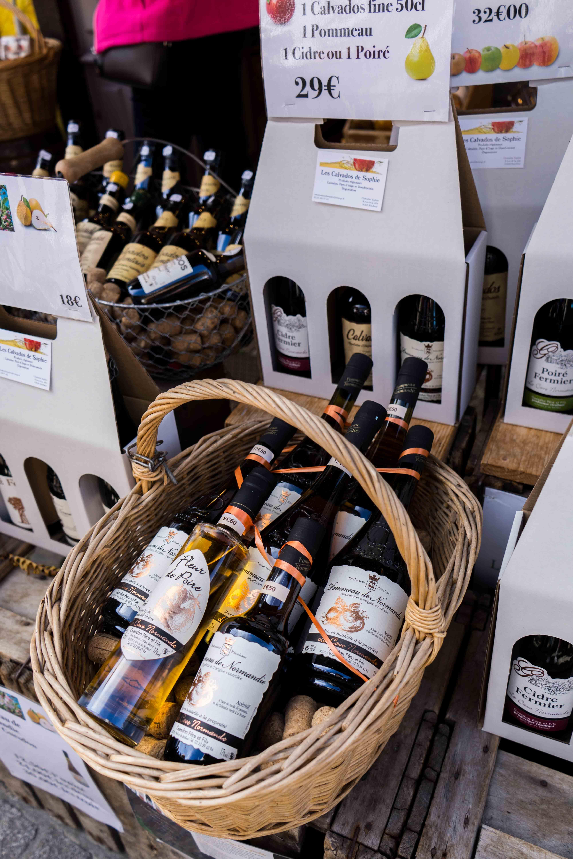 Calvados Shop Honfleur Tipps Normandie Rundreise beste Reiseroute Seine Flusskreuzfahrt AROSA Sehenswürdigkeiten Sightseeing Reiseblog