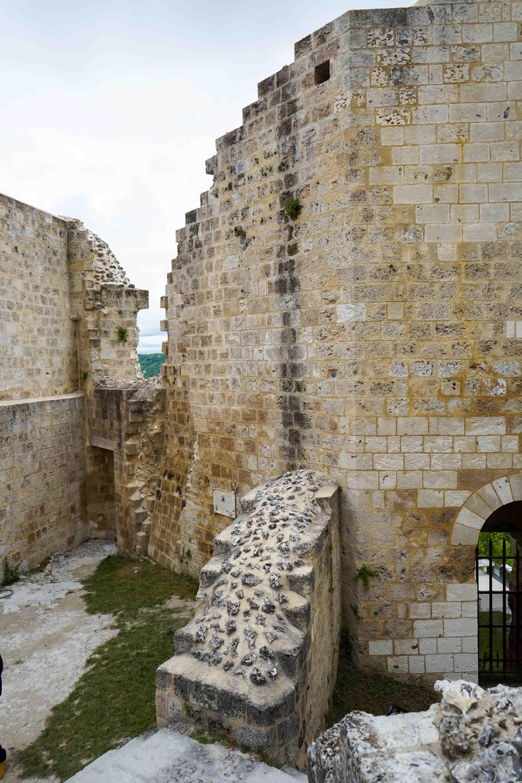 Château Gaillard Richard Löwenherz Les Andelys Tipps Normandie Rundreise beste Reiseroute Seine Flusskreuzfahrt AROSA Sehenswürdigkeiten Reiseblog 2