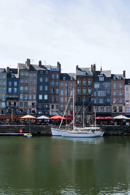 Hafen Honfleur Tipps Normandie Rundreise beste Reiseroute Seine Flusskreuzfahrt AROSA Sehenswürdigkeiten Sightseeing Reiseblog 2