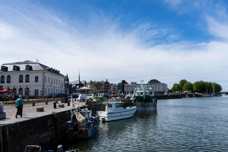 Hafen Honfleur Tipps Normandie Rundreise beste Reiseroute Seine Flusskreuzfahrt AROSA Sehenswürdigkeiten Sightseeing Reiseblog