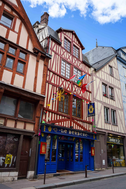 Hauptstadt Normandie Rouen Fachwerkhäuser Tipps Normandie Rundreise beste Reiseroute Seine Flusskreuzfahrt AROSA Sehenswürdigkeiten Sightseeing Reiseblog 4