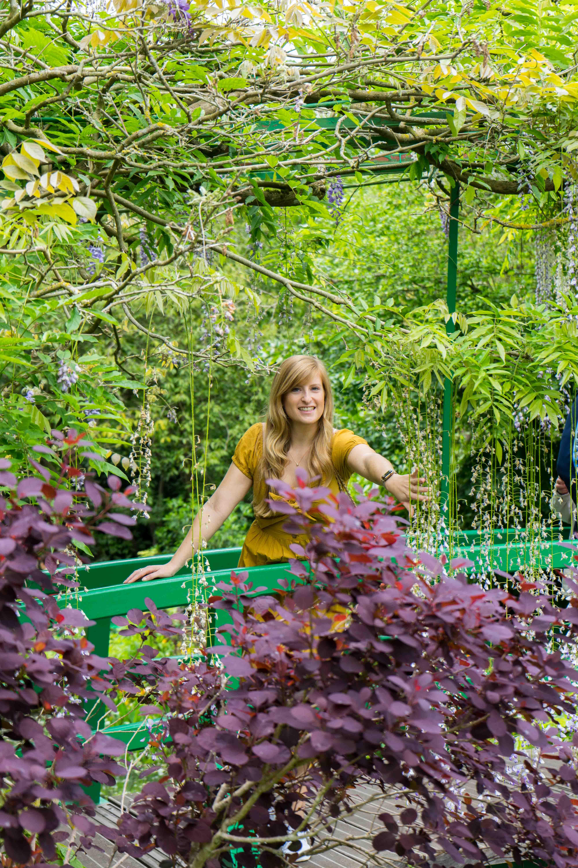 Monets Garten Givenchy Seerosenteich Monet Normandie Rundreise beste Reiseroute Seine Flusskreuzfahrt AROSA Sehenswürdigkeiten Sightseeing Reiseblog 2