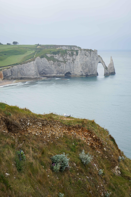 Steilküste Etretat Alabasterküste Côte D'Alabatre Tipps Normandie Rundreise beste Reiseroute Seine Flusskreuzfahrt AROSA Sehenswürdigkeiten Sightseeing Reiseblog 4