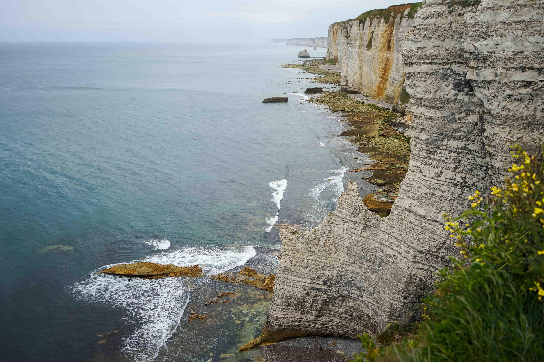 Steilküste Etretat Alabasterküste Côte D'Alabatre Tipps Normandie Rundreise beste Reiseroute Seine Flusskreuzfahrt AROSA Sehenswürdigkeiten Sightseeing Reiseblog 8