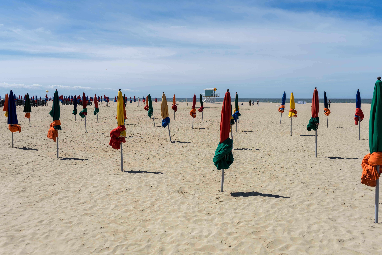 Strand Deauville Tipps Normandie Rundreise beste Reiseroute Seine Flusskreuzfahrt AROSA Sehenswürdigkeiten Sightseeing Reiseblog 2